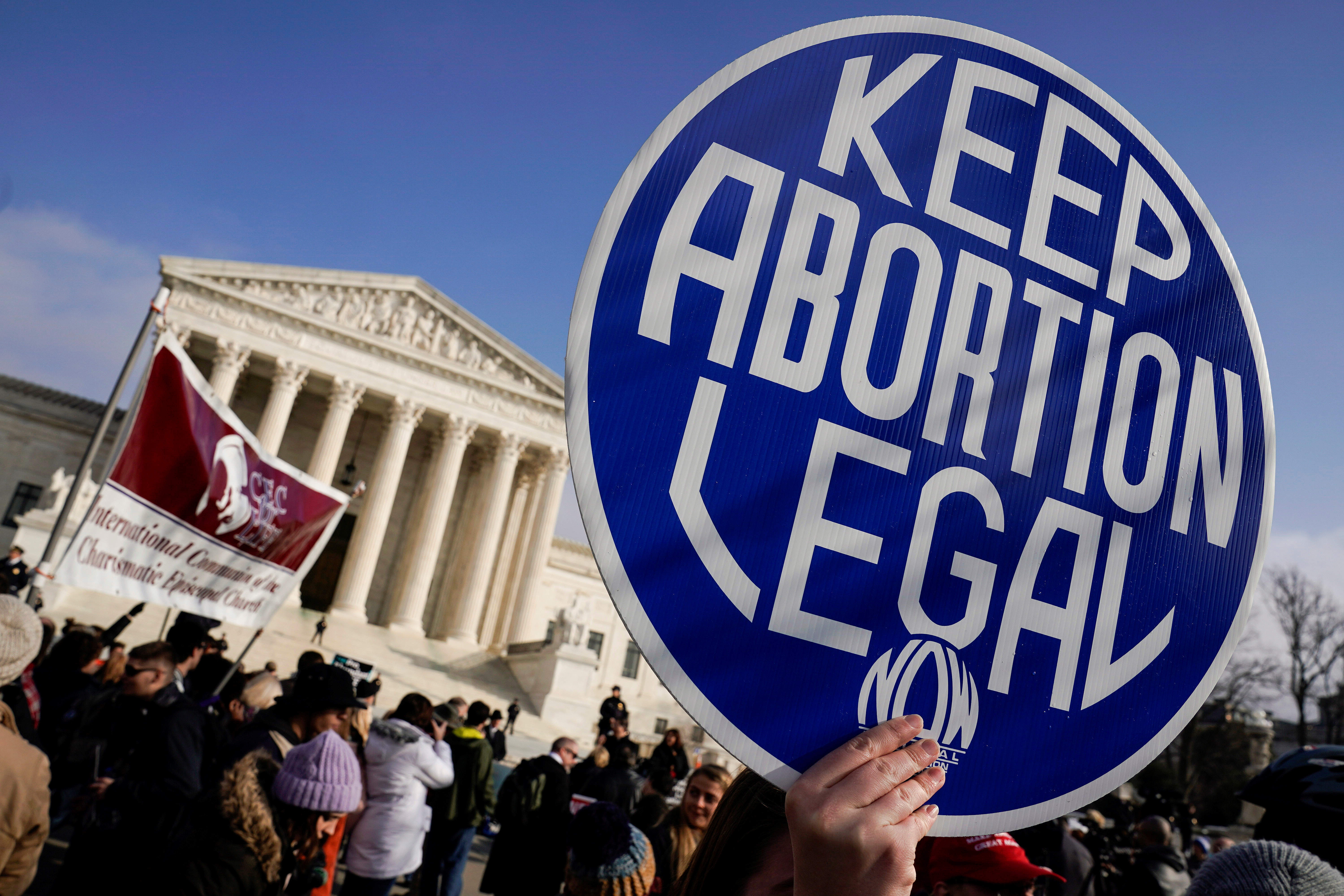 Federal judge ends North Carolina ban on abortions after 20 weeks