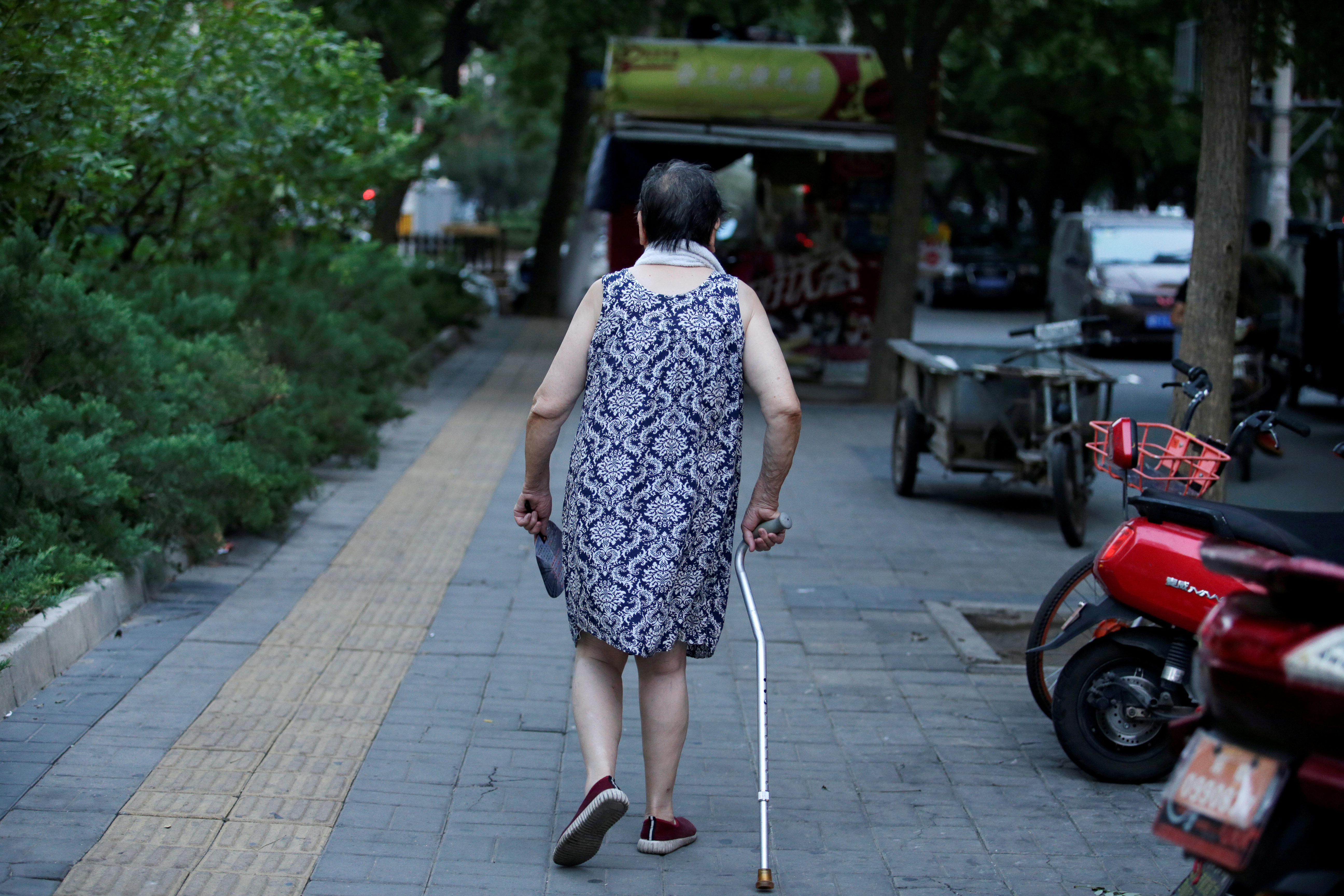 China seeks to boost certified elderly caregivers by 2 million