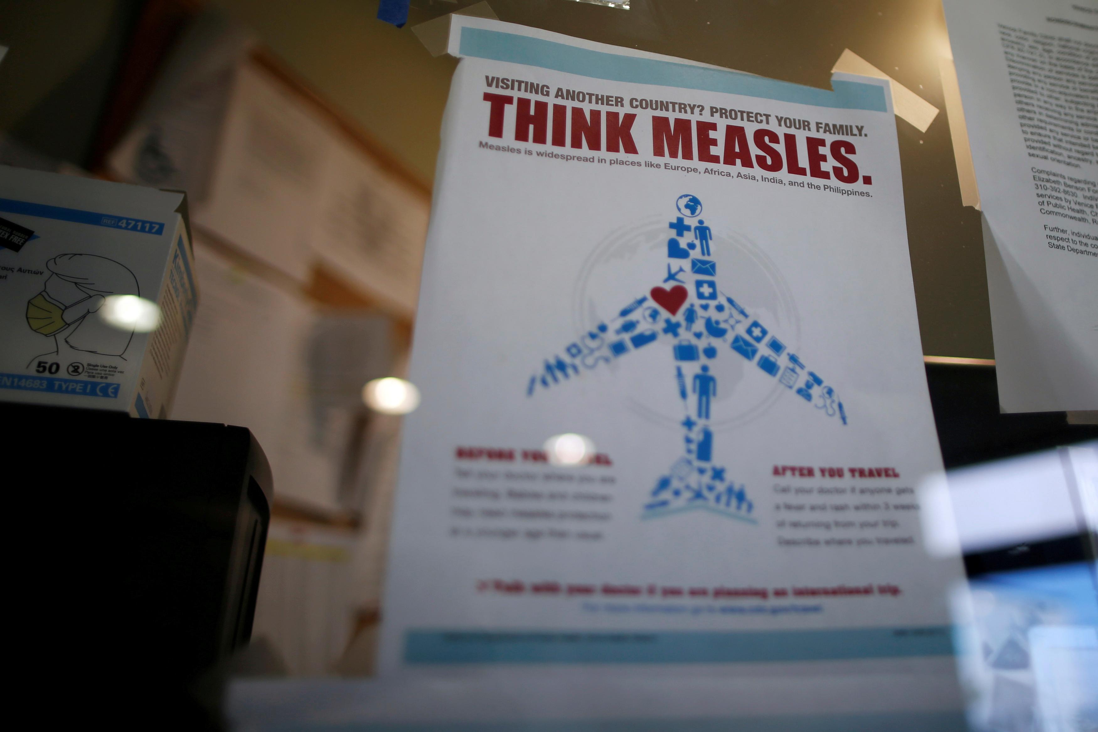 'Alarming upsurge' in measles has devastating impact, WHO warns