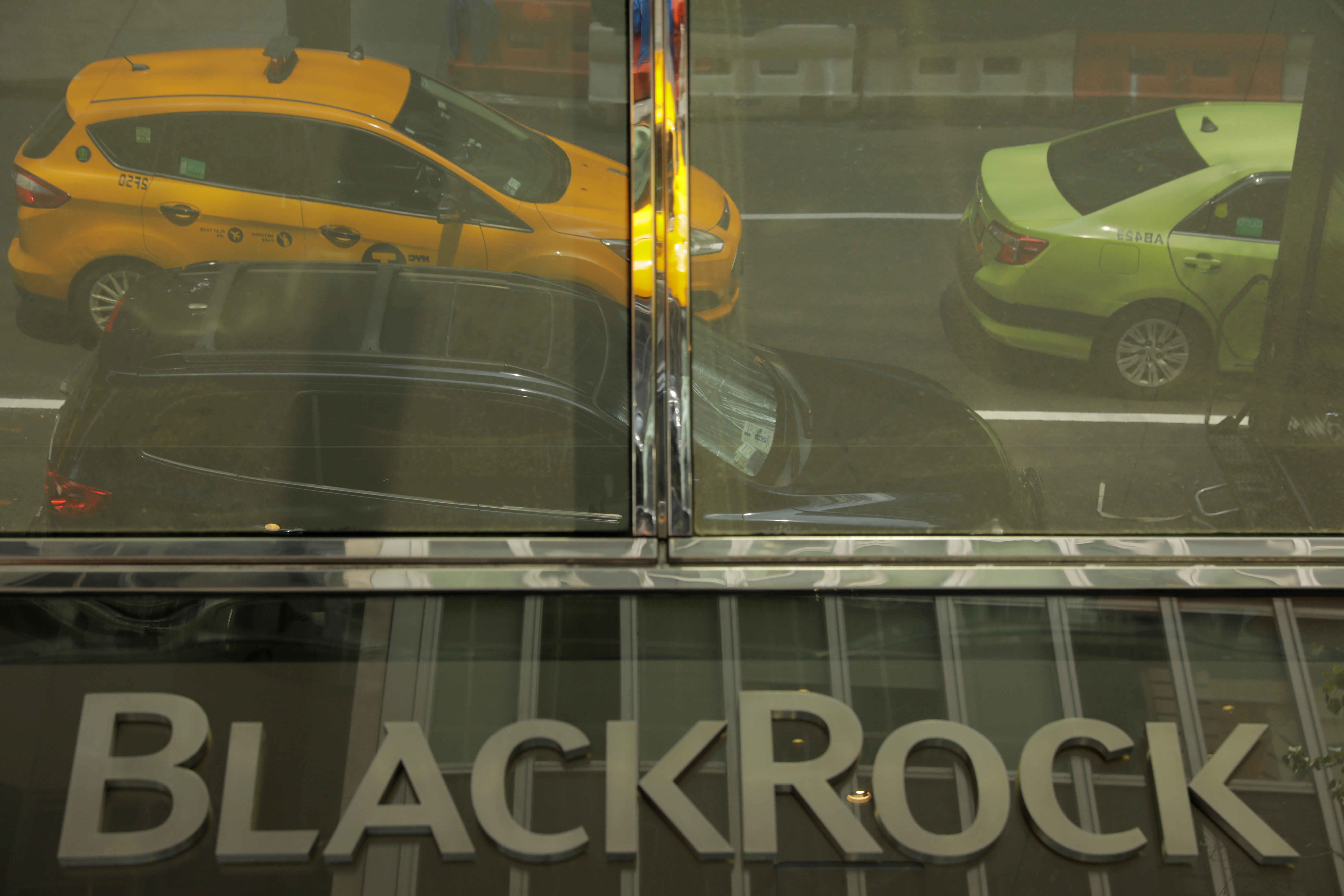 BlackRock profit beats as its low-risk funds attract more money