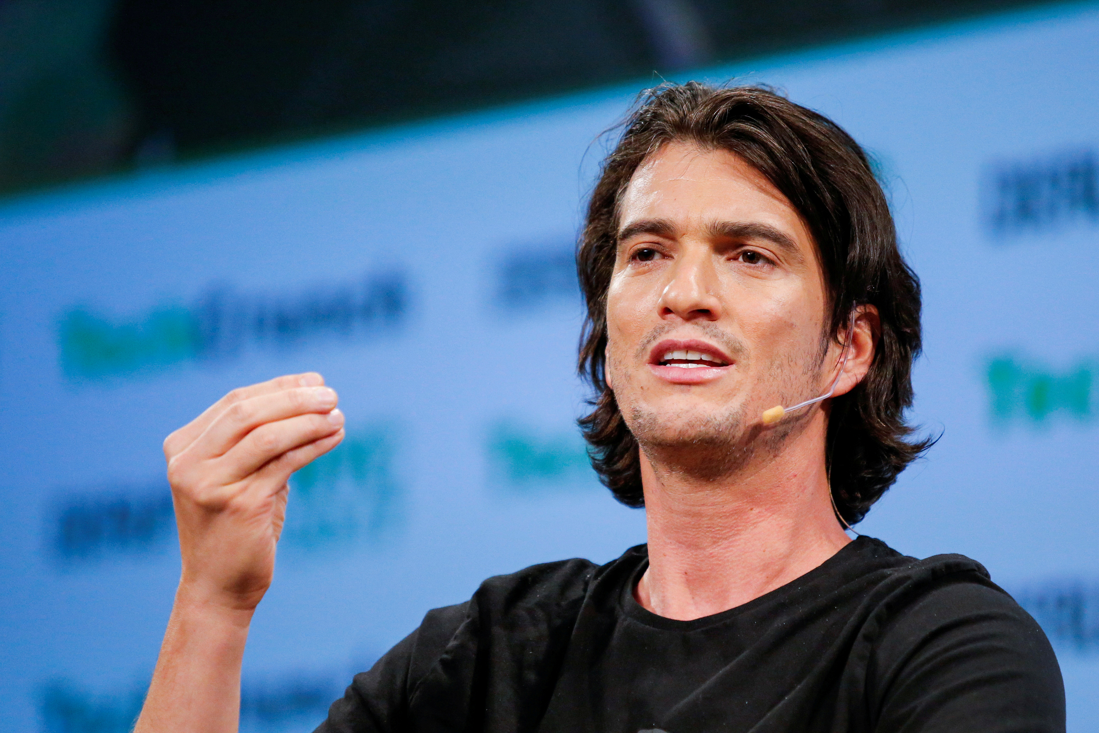 Exclusive: We Company CEO Neumann starts talks on his role at WeWork parent - sources