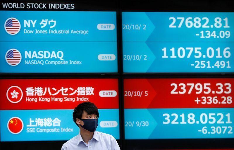Stocks tumble as lockdown fears grip investors