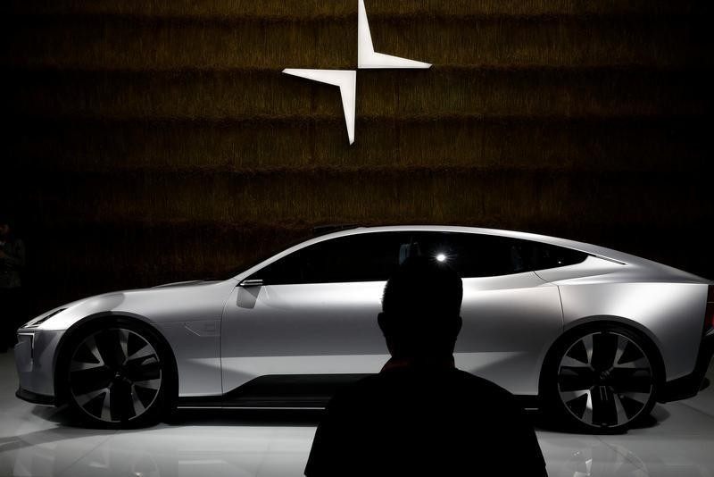 Geely's new EV plant will build premium Polestar cars - sources
