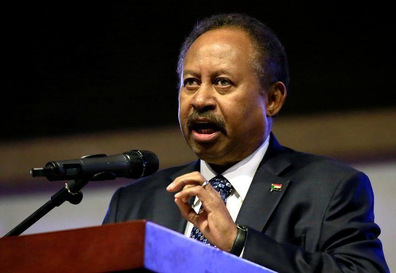 Sudanese strains surface as U.S. pressure triggers debate on Israel