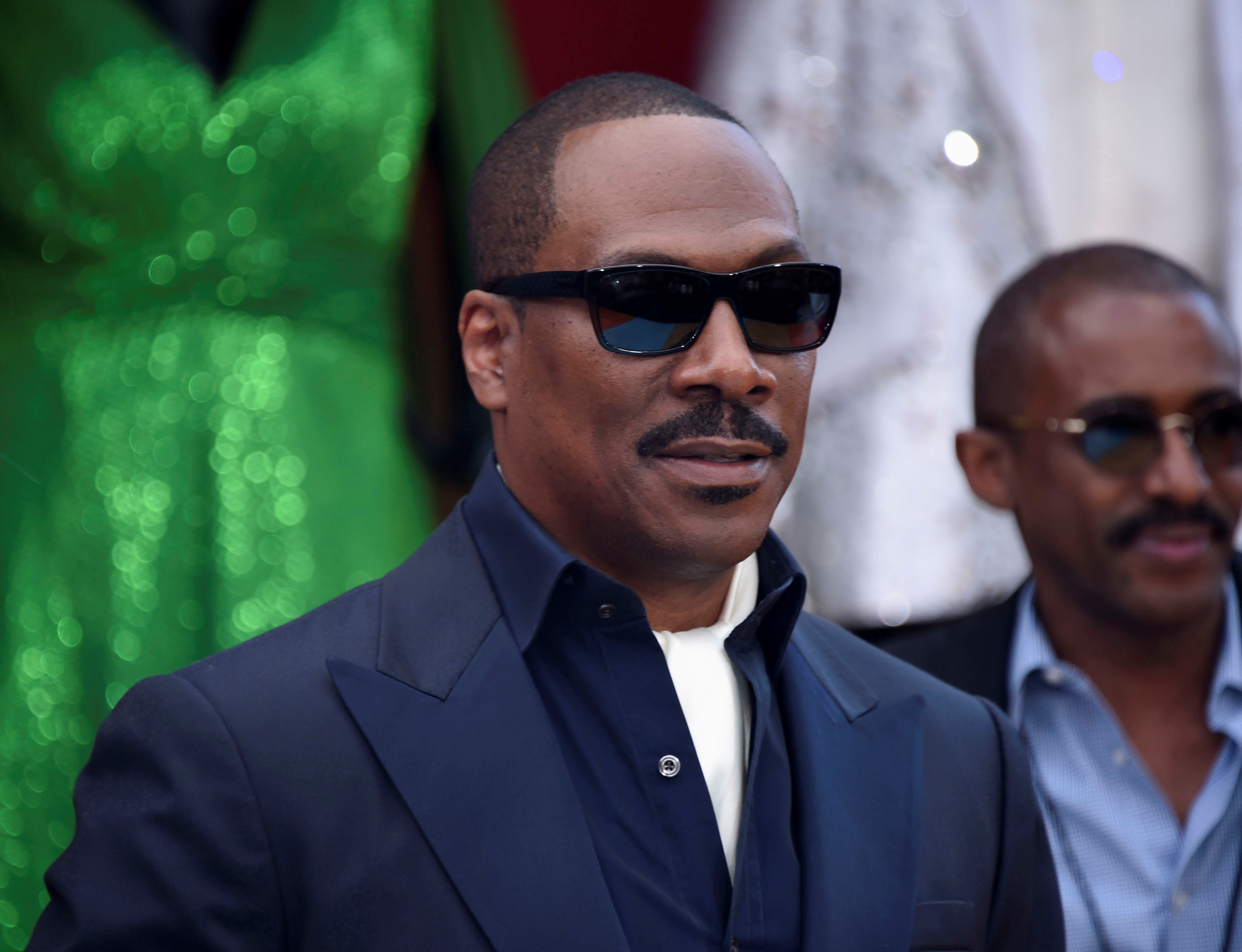 Charmed lives and comebacks: Eddie Murphy returns in 'Dolemite Is My Name'