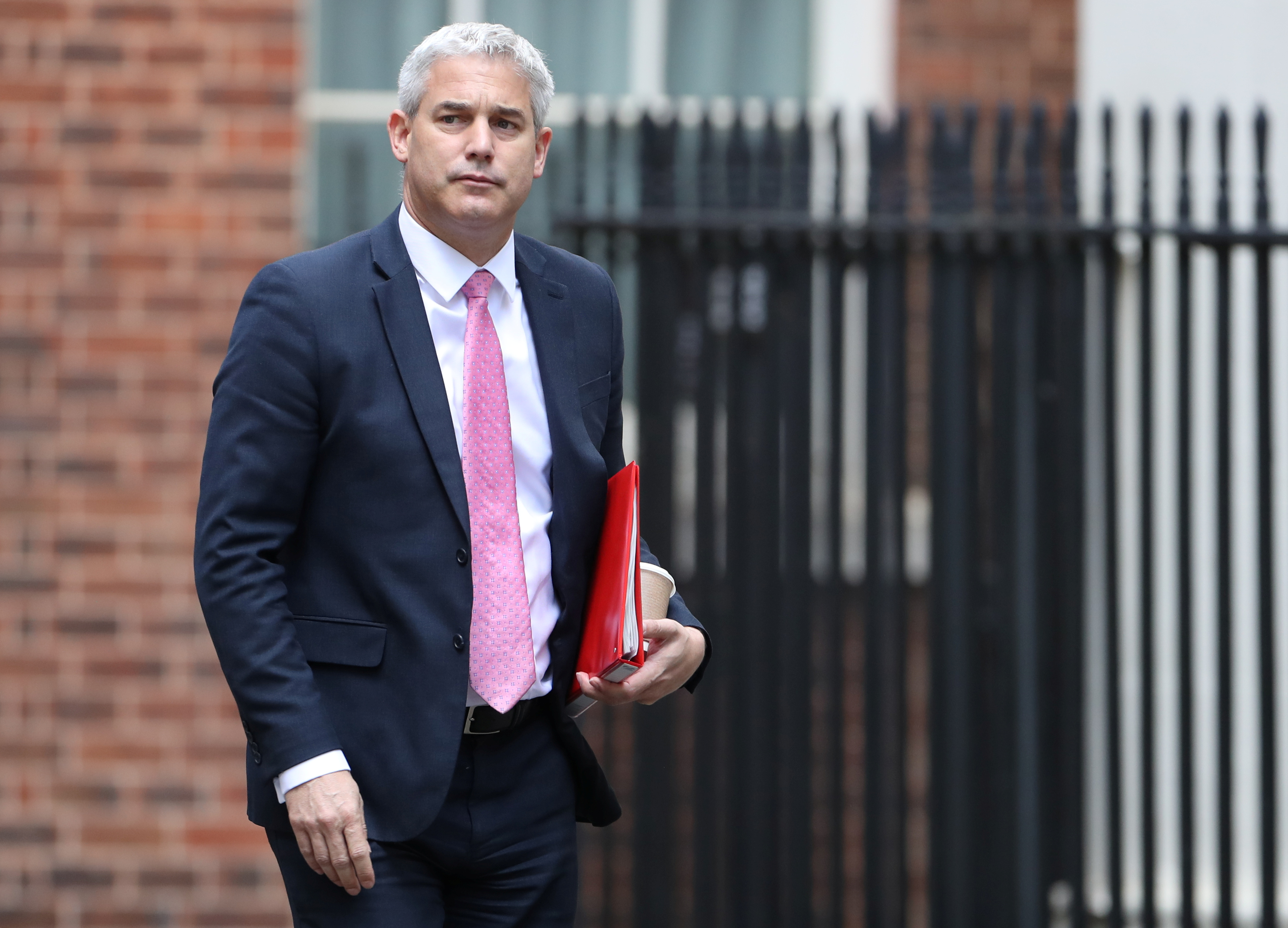 Brexit minister Barclay says UK making progress on exit deal, but significant work remains