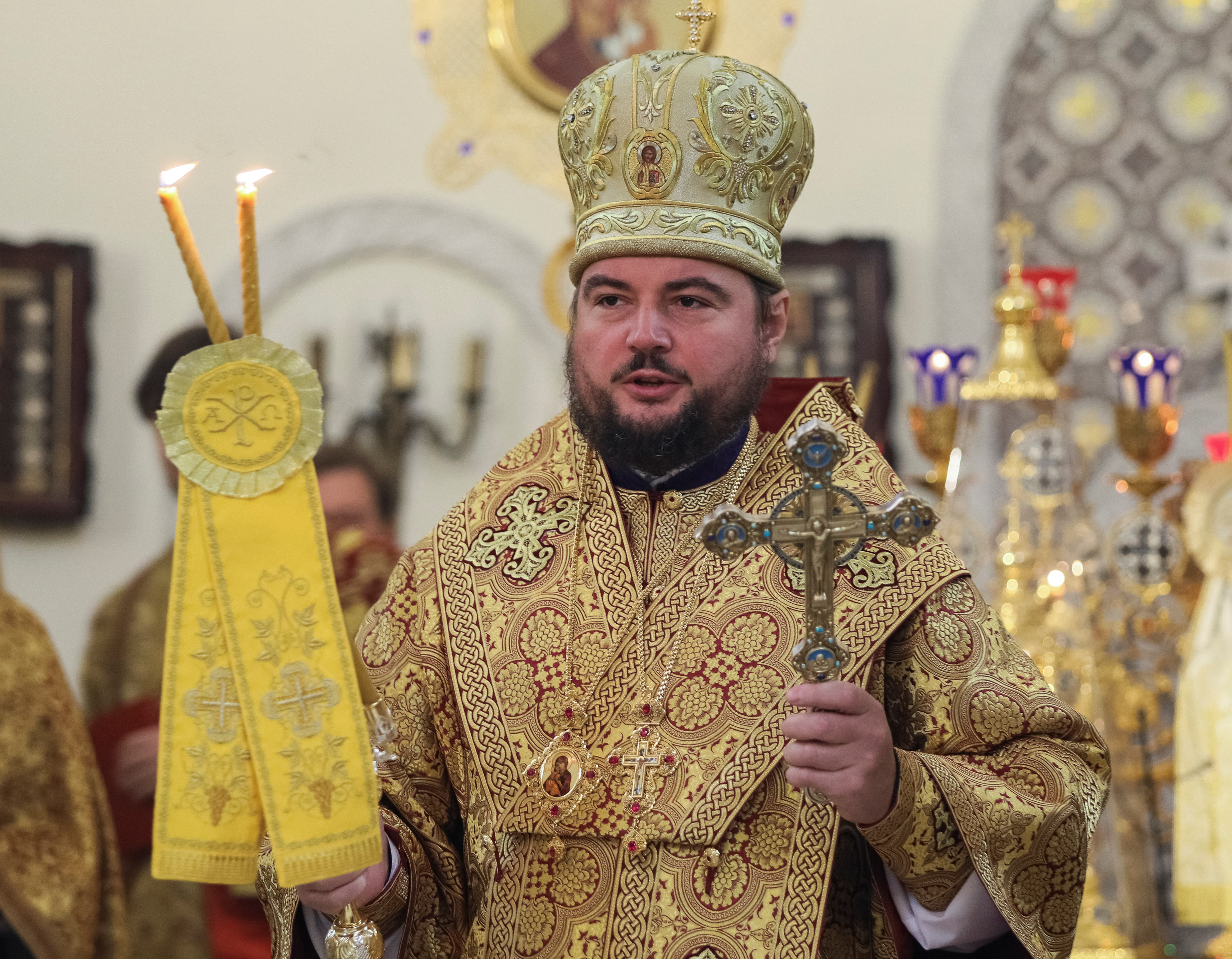 Traitors or Russian agents? Clergy caught in Ukraine church row