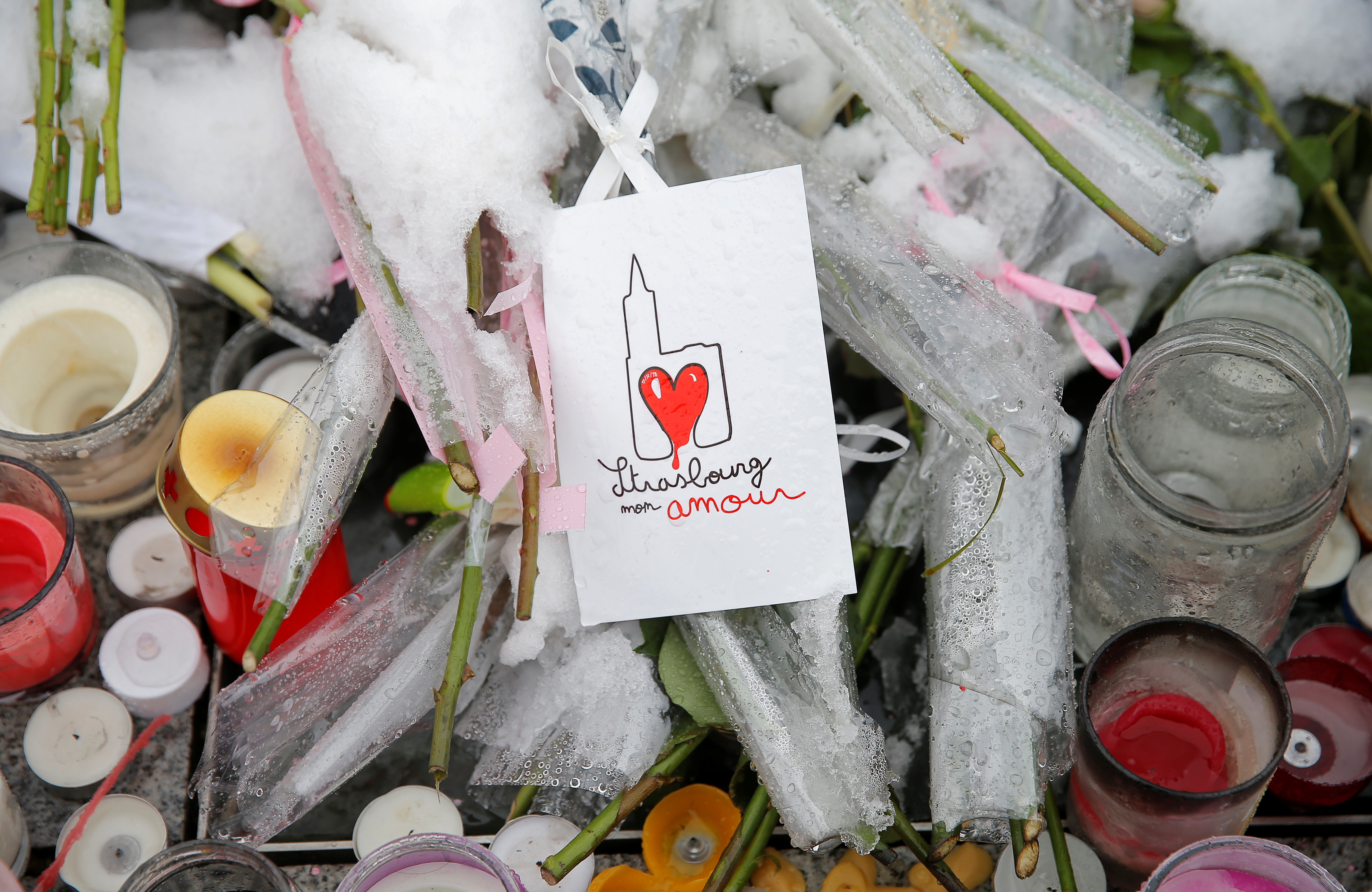 Fifth victim of Strasbourg market attack dies: prosecutor