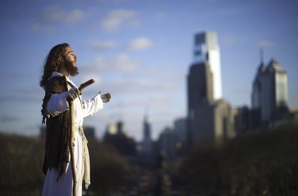Jesus in Philadelphia