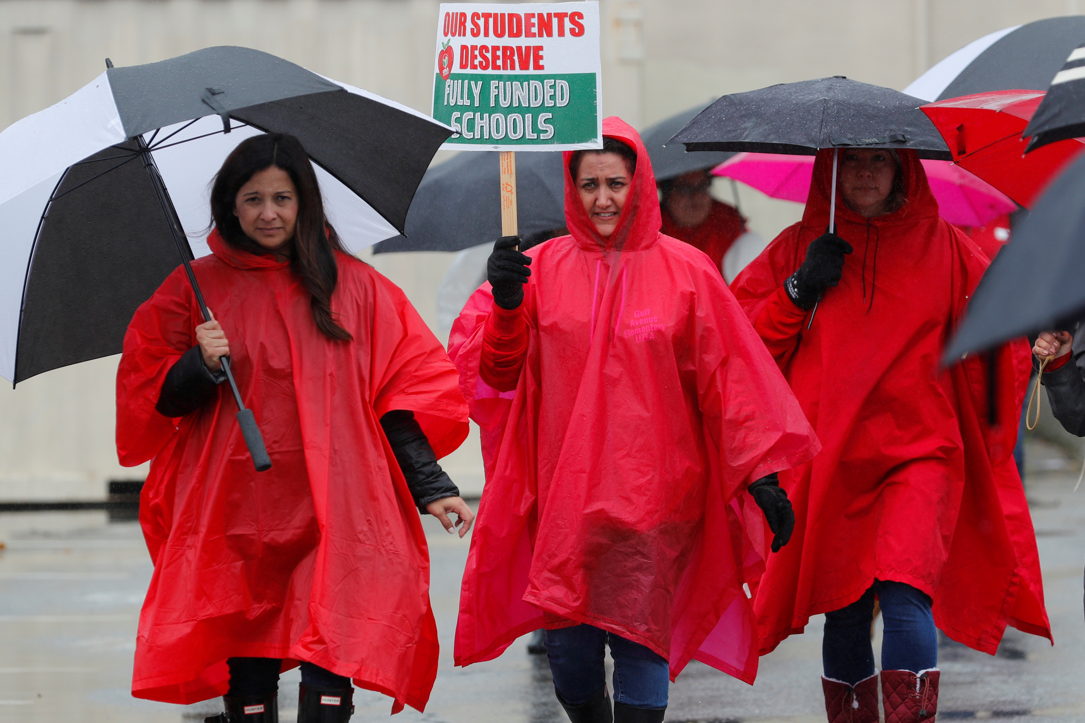 Back to school: Los Angeles teachers return to work after six-day strike
