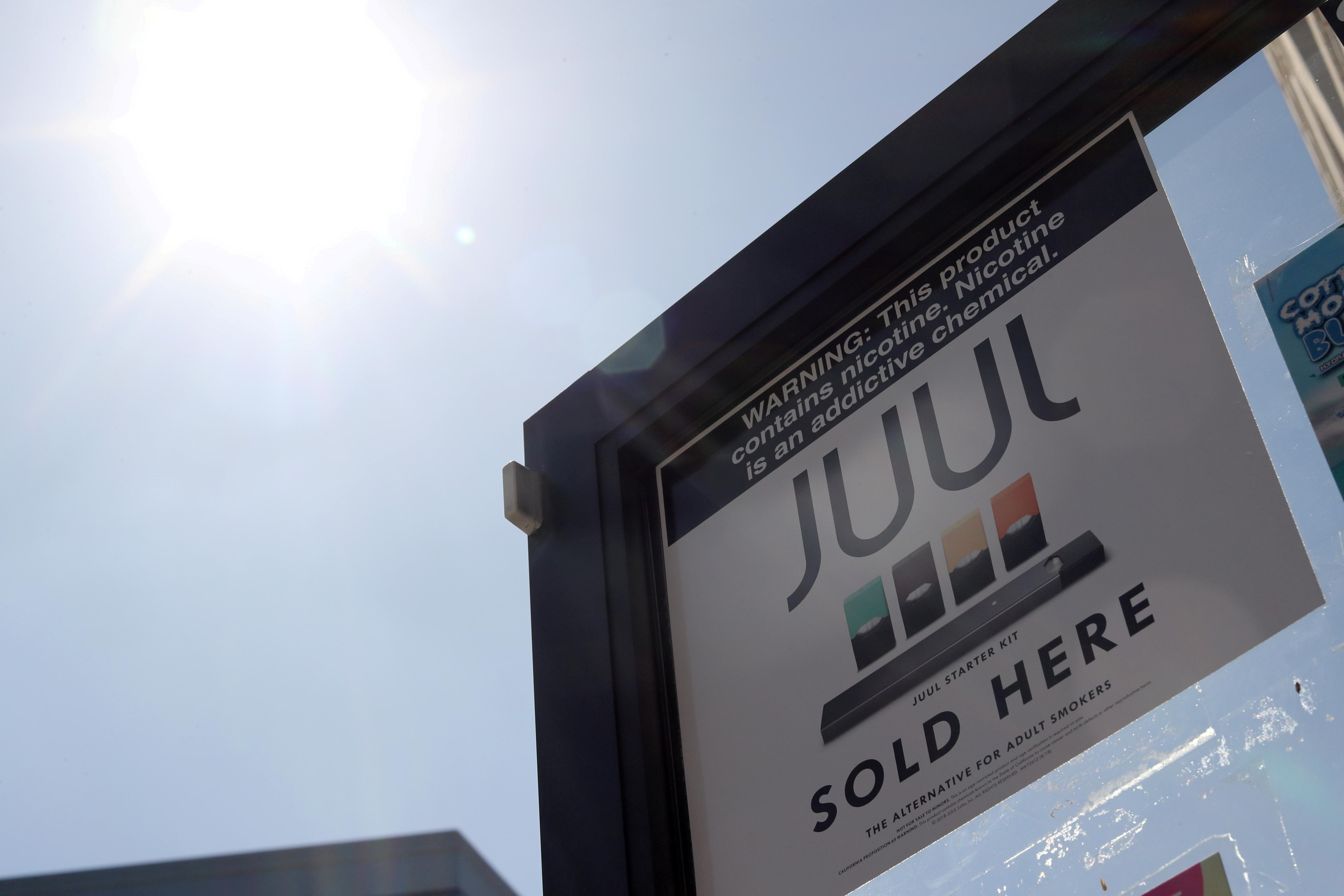 California federal prosecutors conducting criminal probe into Juul: WSJ
