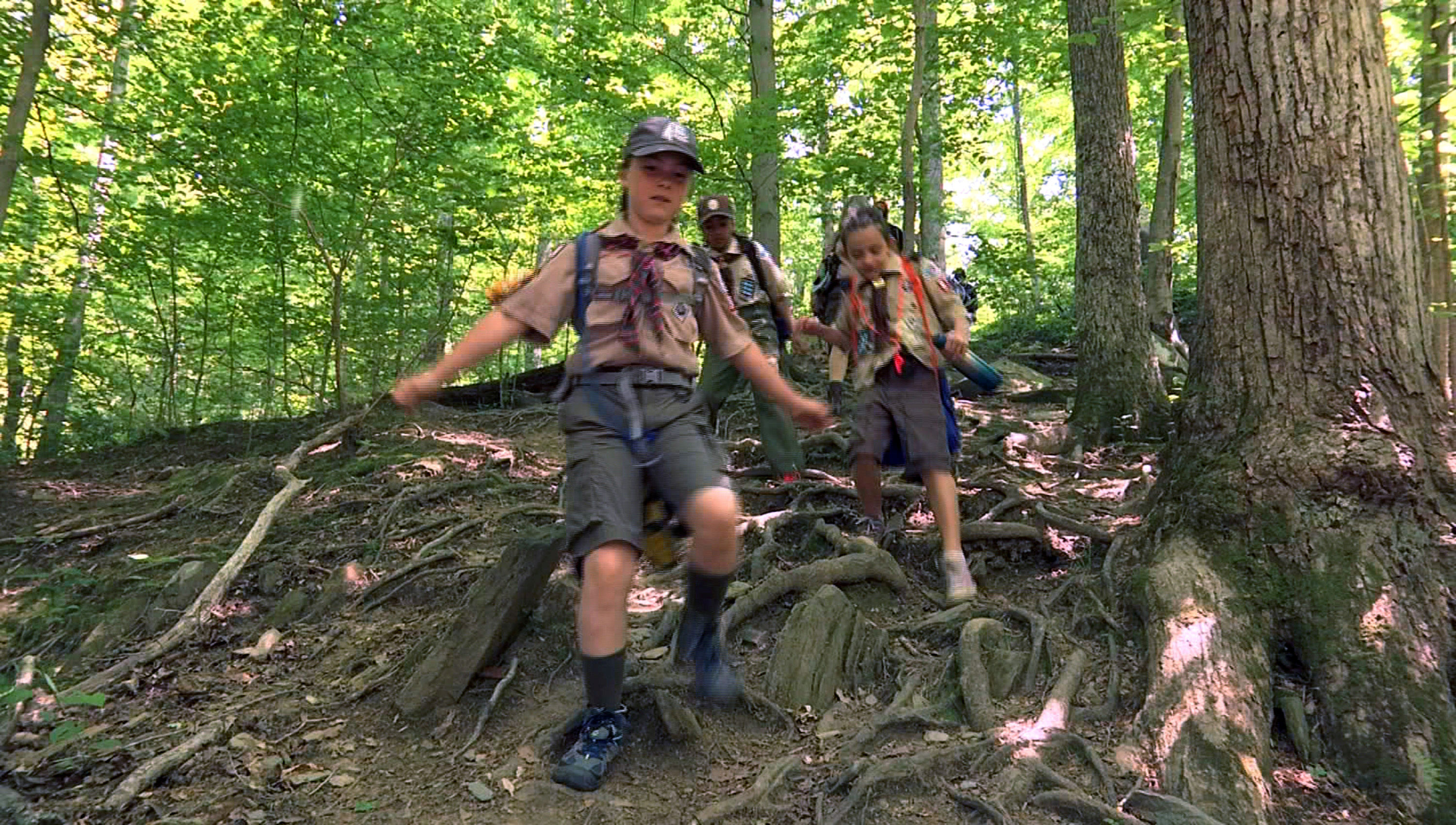 Girl Scouts sue Boy Scouts over trademark as boys welcome girls
