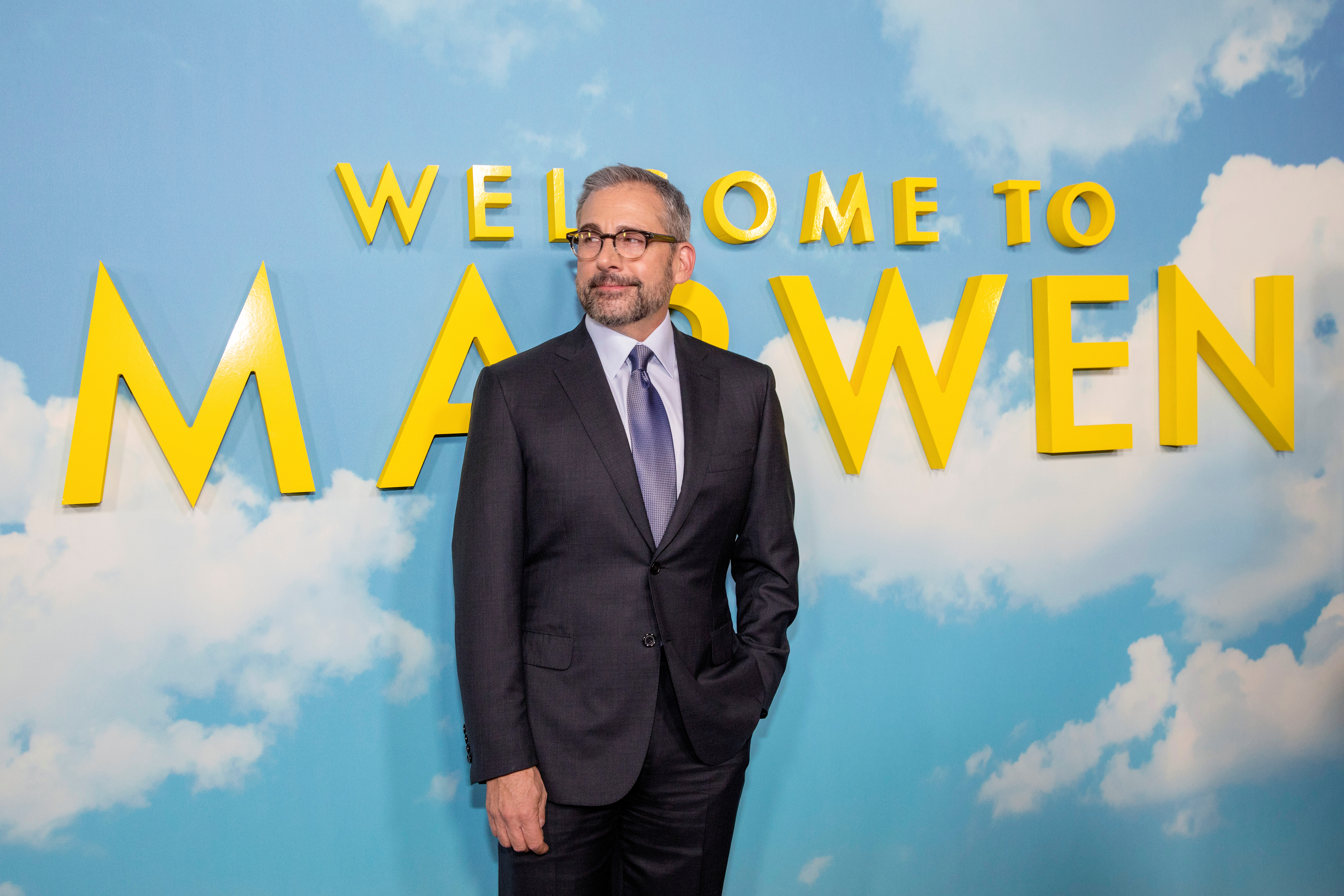Steve Carell tells tale of hope from trauma in 'Welcome to Marwen'