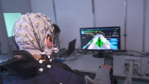 Hope for quadriplegia patients in pilot with video gamers | Reuters Video