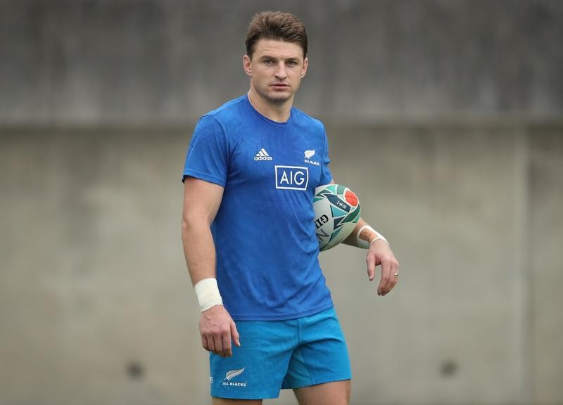 Barrett excited at chance to win Bledisloe Cup in Australia