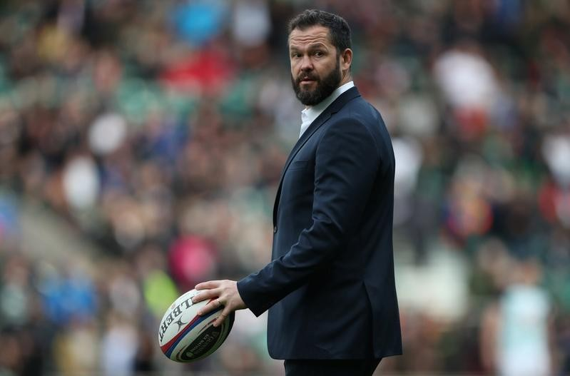 Rugby Union - Ireland name much changed team for Six Nations clash