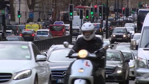 London has 'dangerous' levels of air pollution: study   Reuters Video