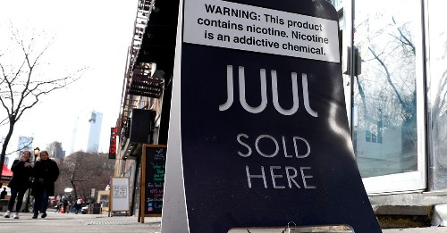 Juul disregarded early evidence it was hooking teens