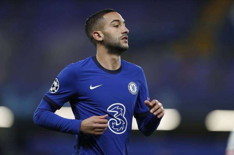 New signing Ziyech targets silverware at Chelsea