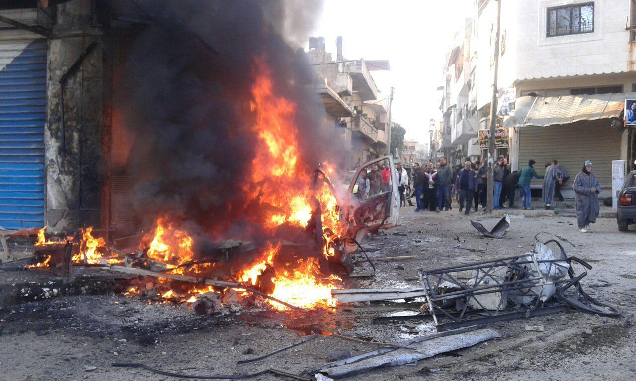 Car bomb kills one, injures 14 in Syria: state media