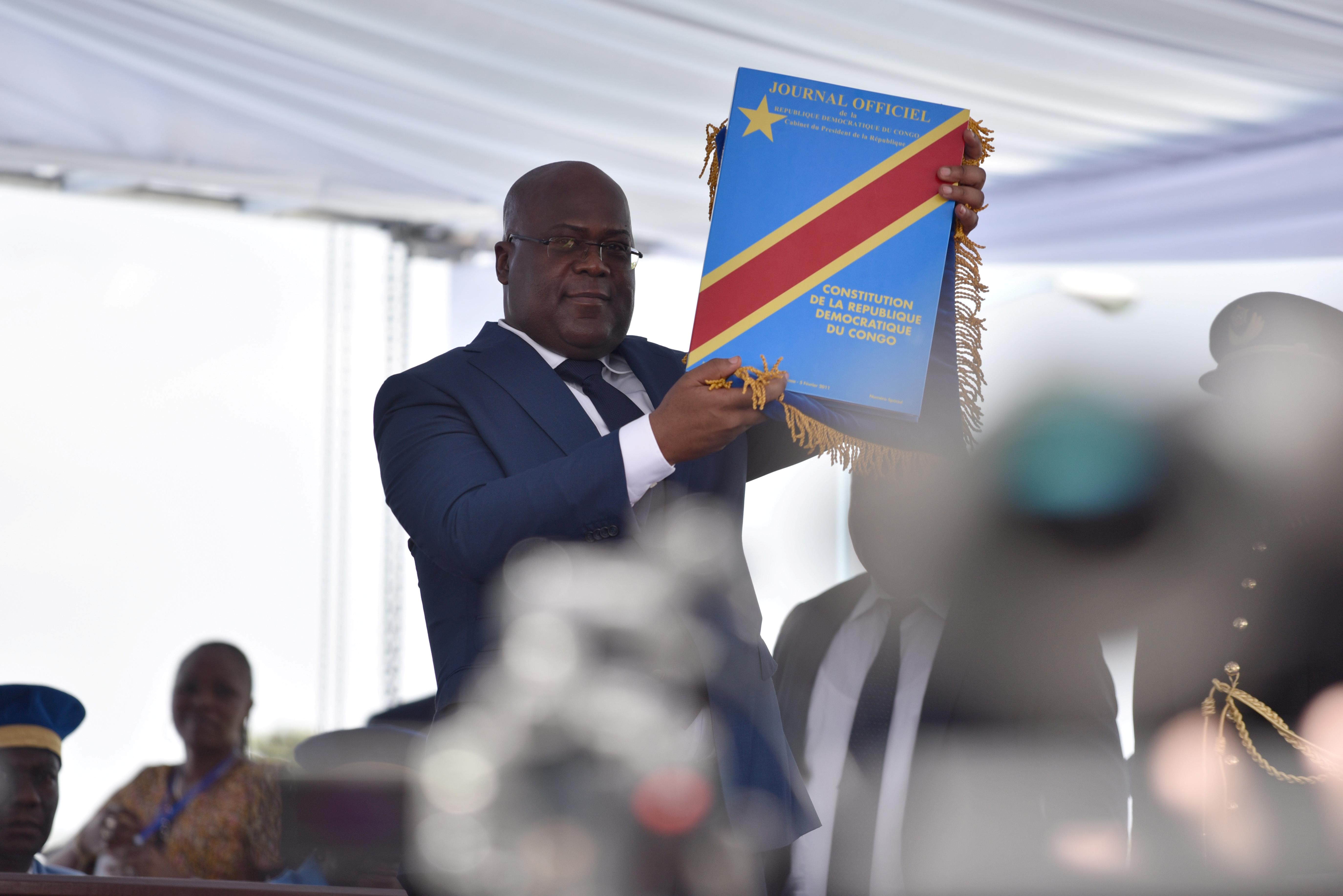 Sylvestre Ilunga Ilukamba named as Congo prime minister