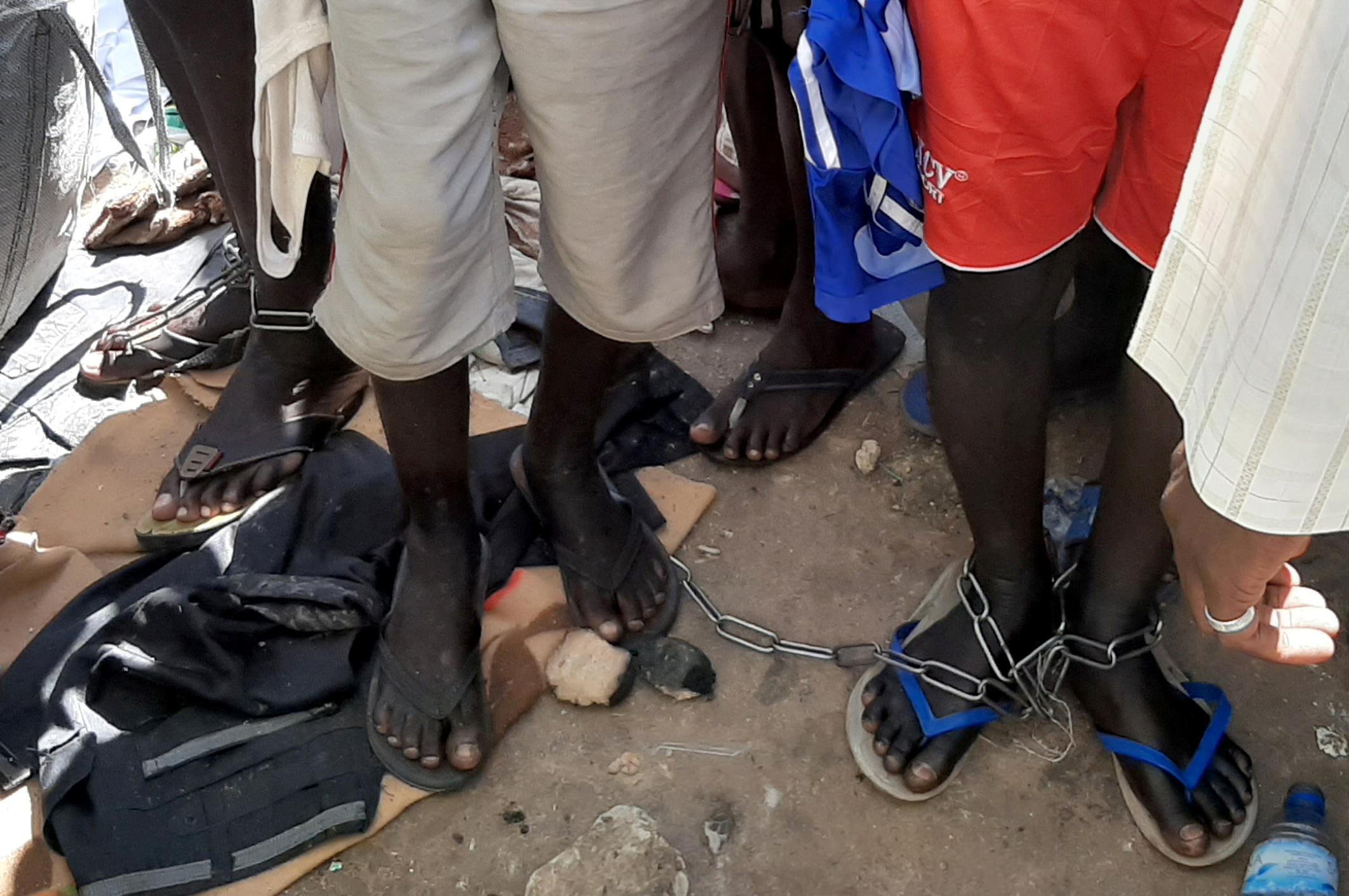 Hundreds fled abusive Nigerian 'school' before police raid