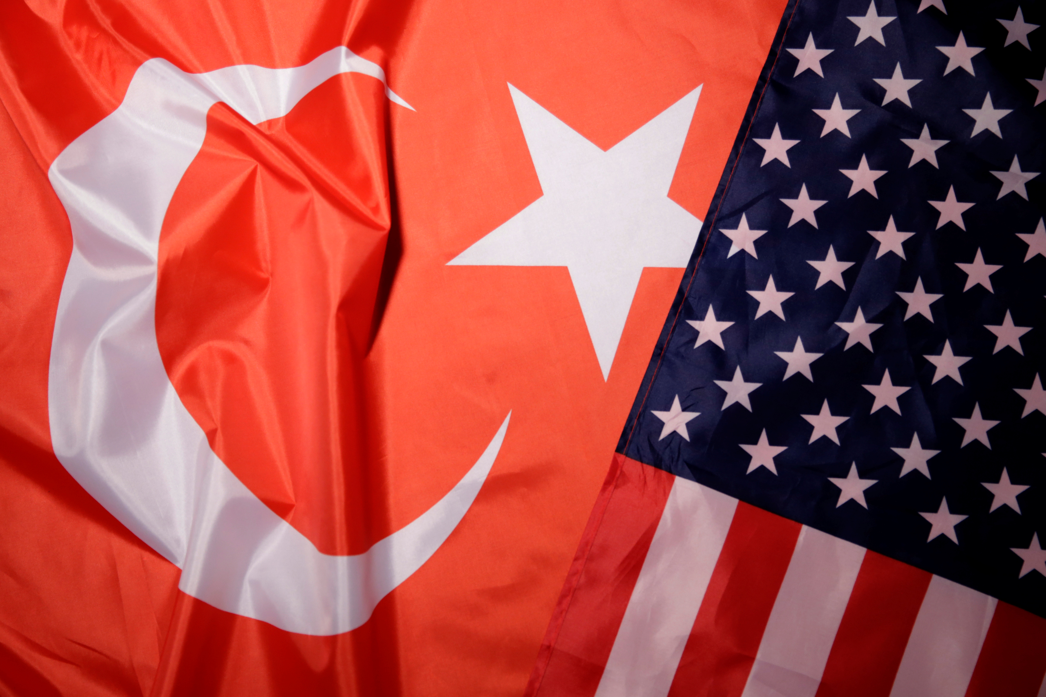 U.S. warns Turkey of sanctions impact if it buys Russian defenses