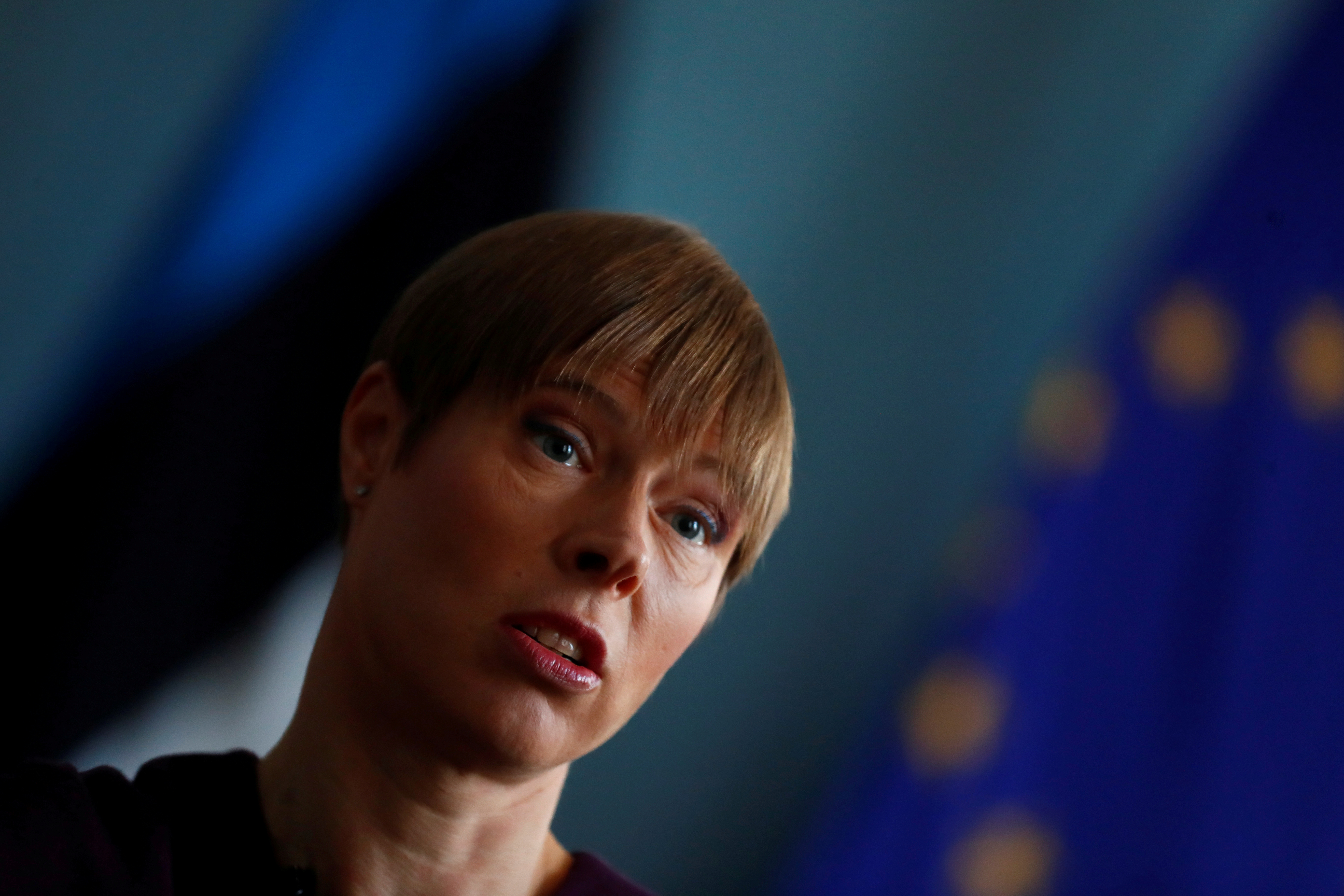 Irish backstop can't be changed for Brexit deal: Estonian president