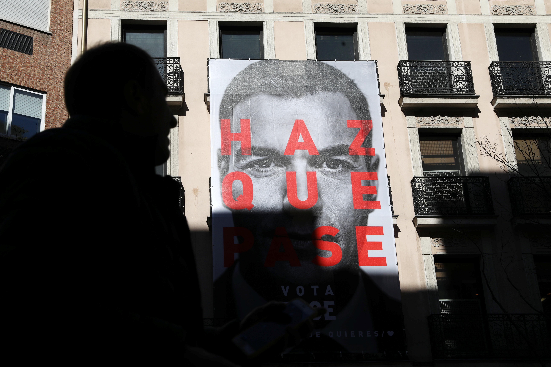 Spain's Socialists increase their electoral advantage: poll