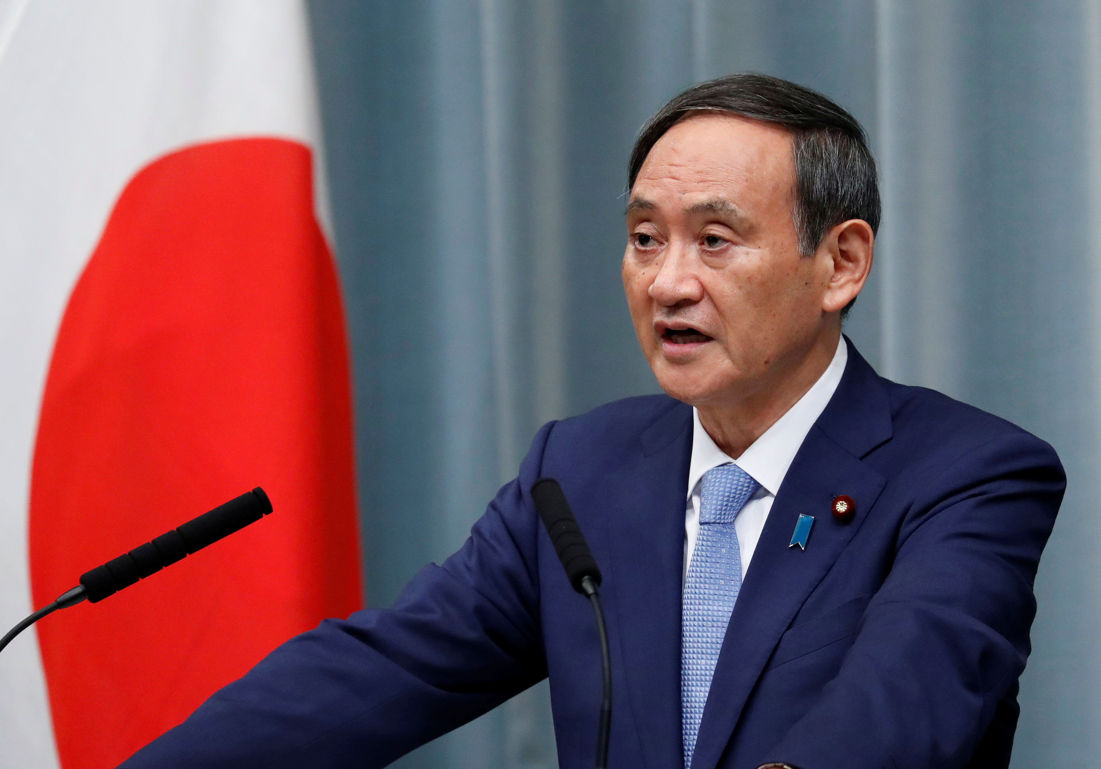 Japan won't join U.S. coalition to protect Middle East shipping, will send own force