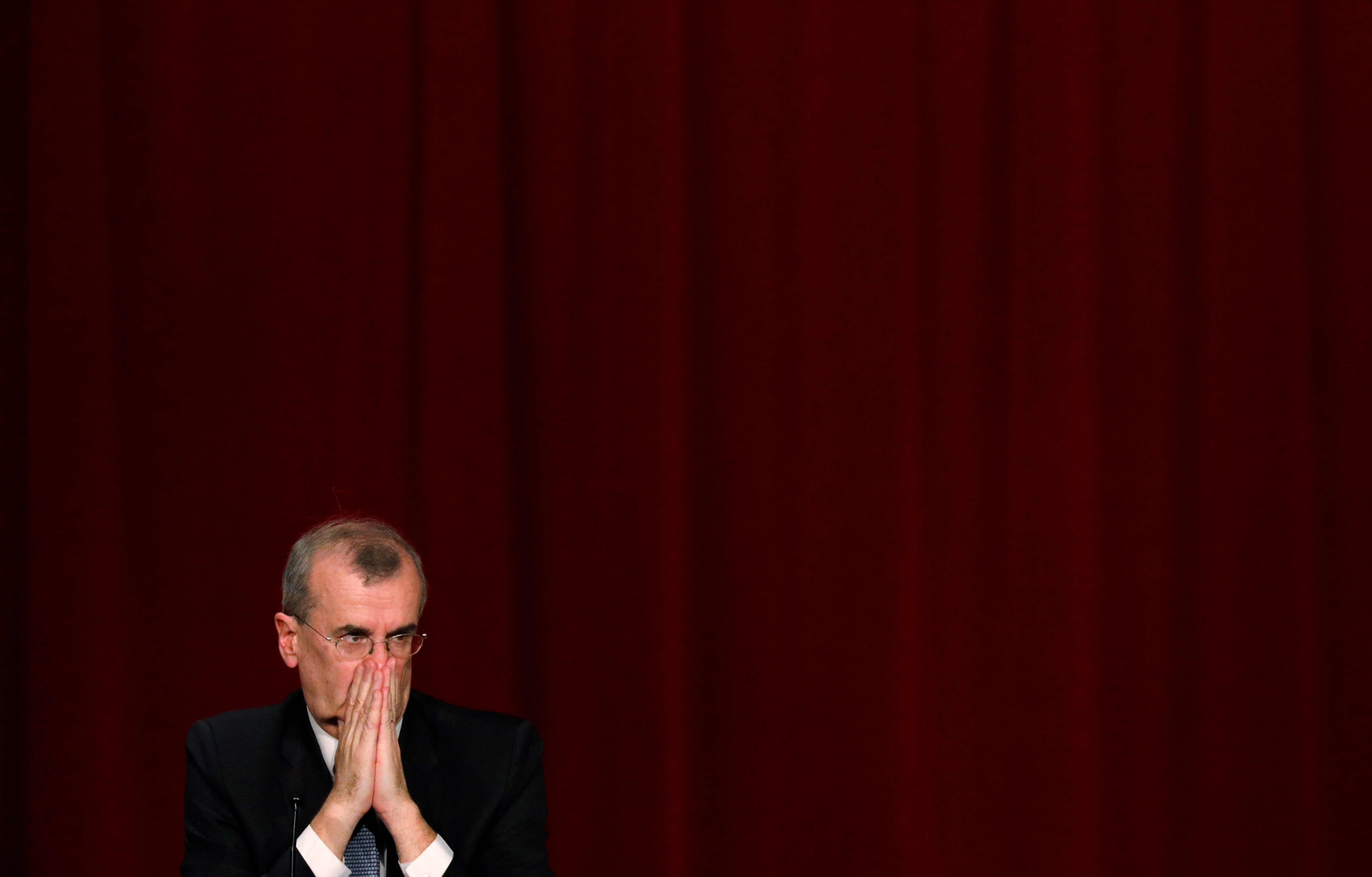 Brexit turmoil has quietened other countries' calls to quit EU: ECB's Villeroy