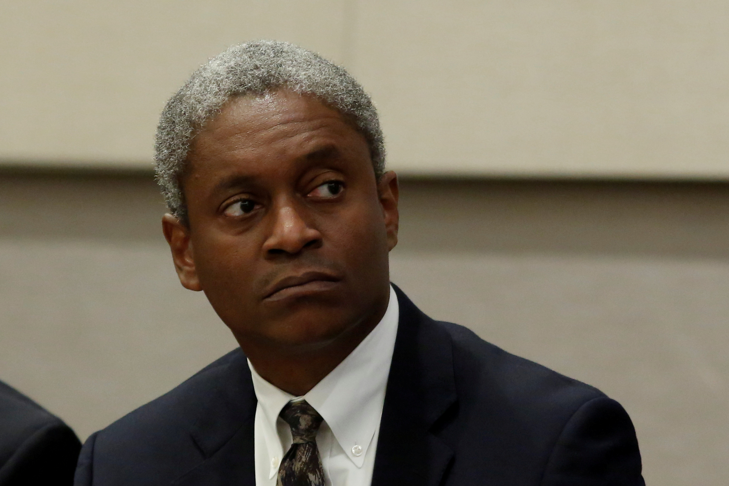 Atlanta Fed's Bostic says not expecting imminent interest rate cut: CNBC