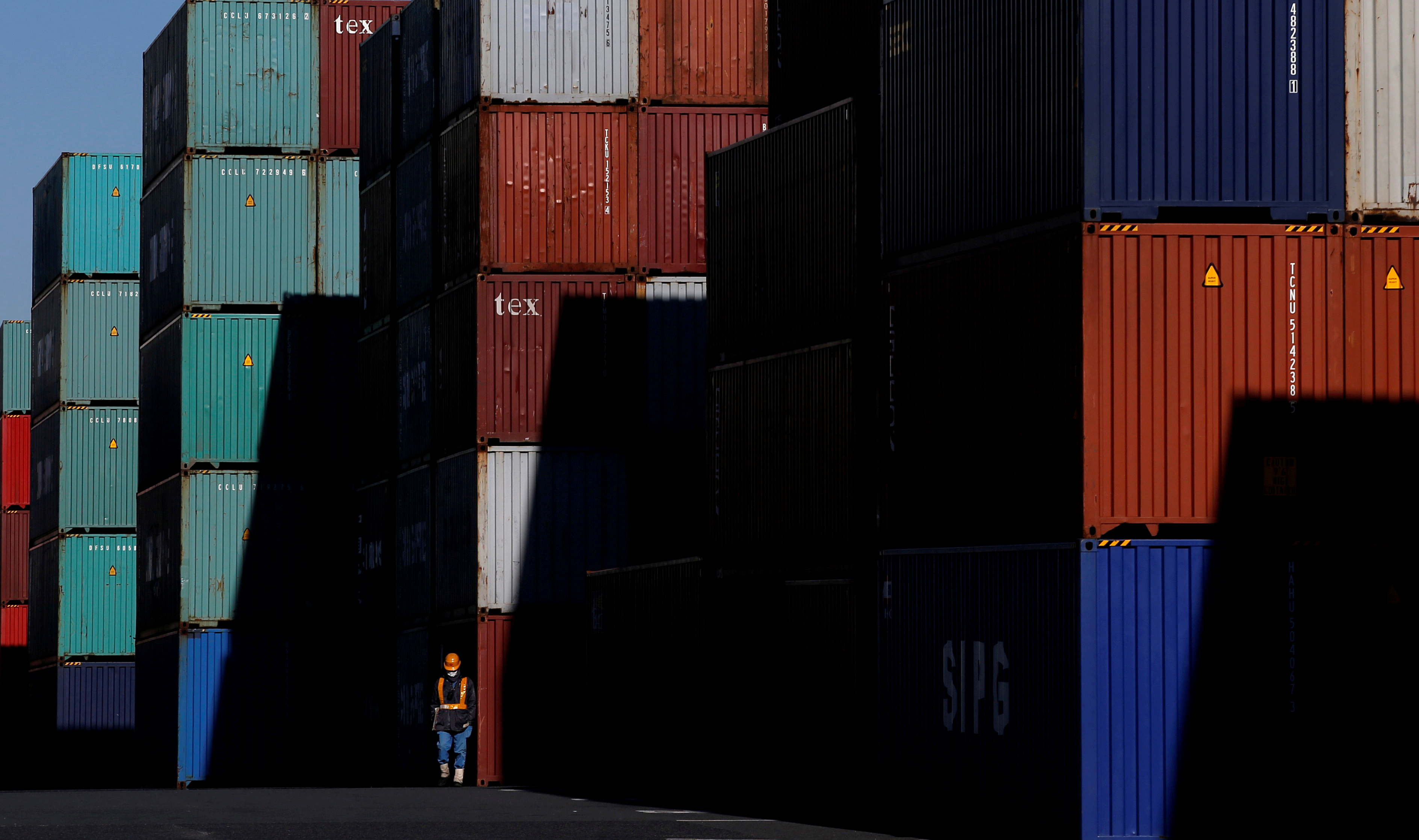 Japan exports slide for 6th month as trade troubles knock demand, weaken outlook