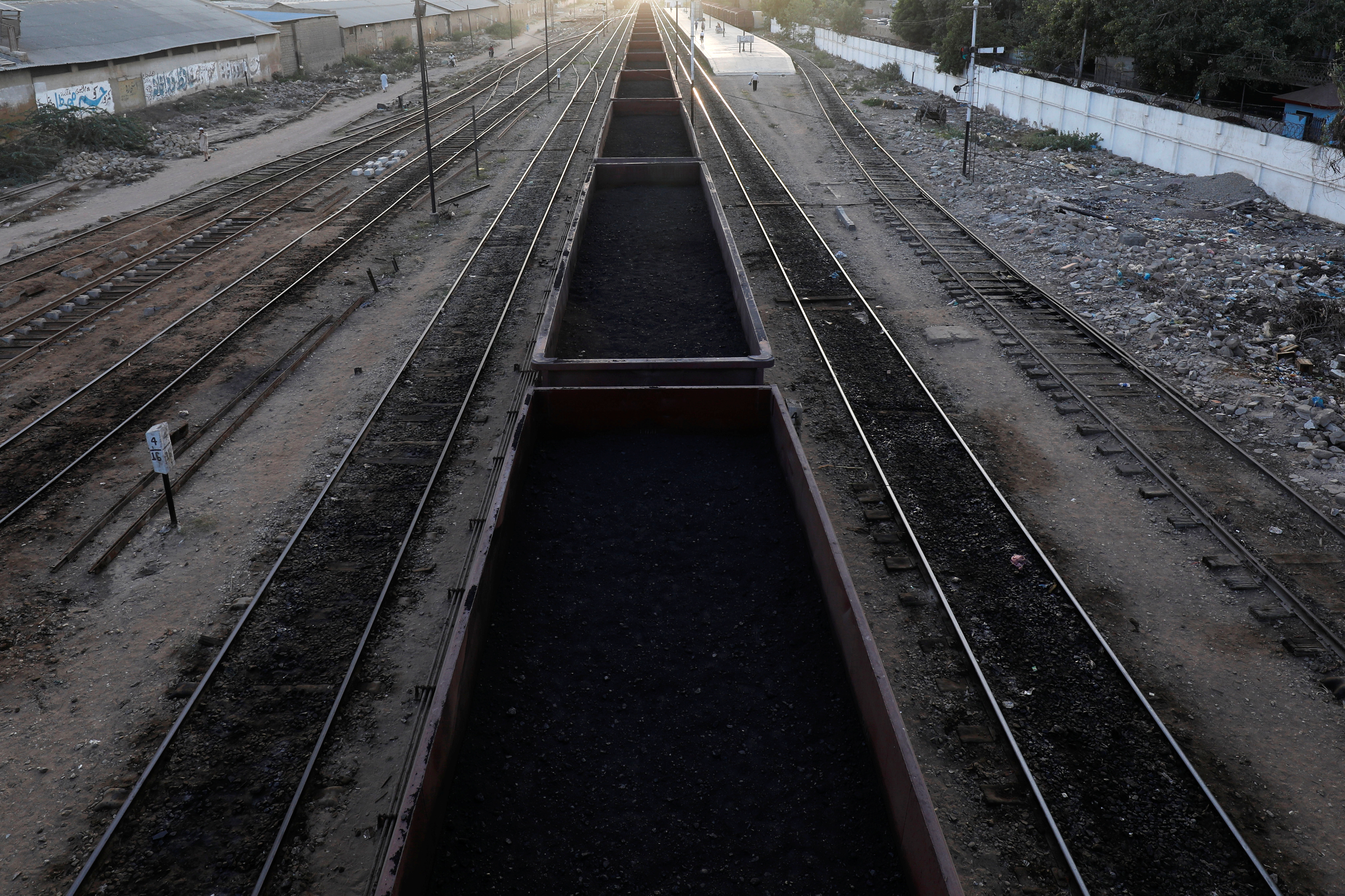 China coal investments unpopular in 'new Silk Road' nations: poll