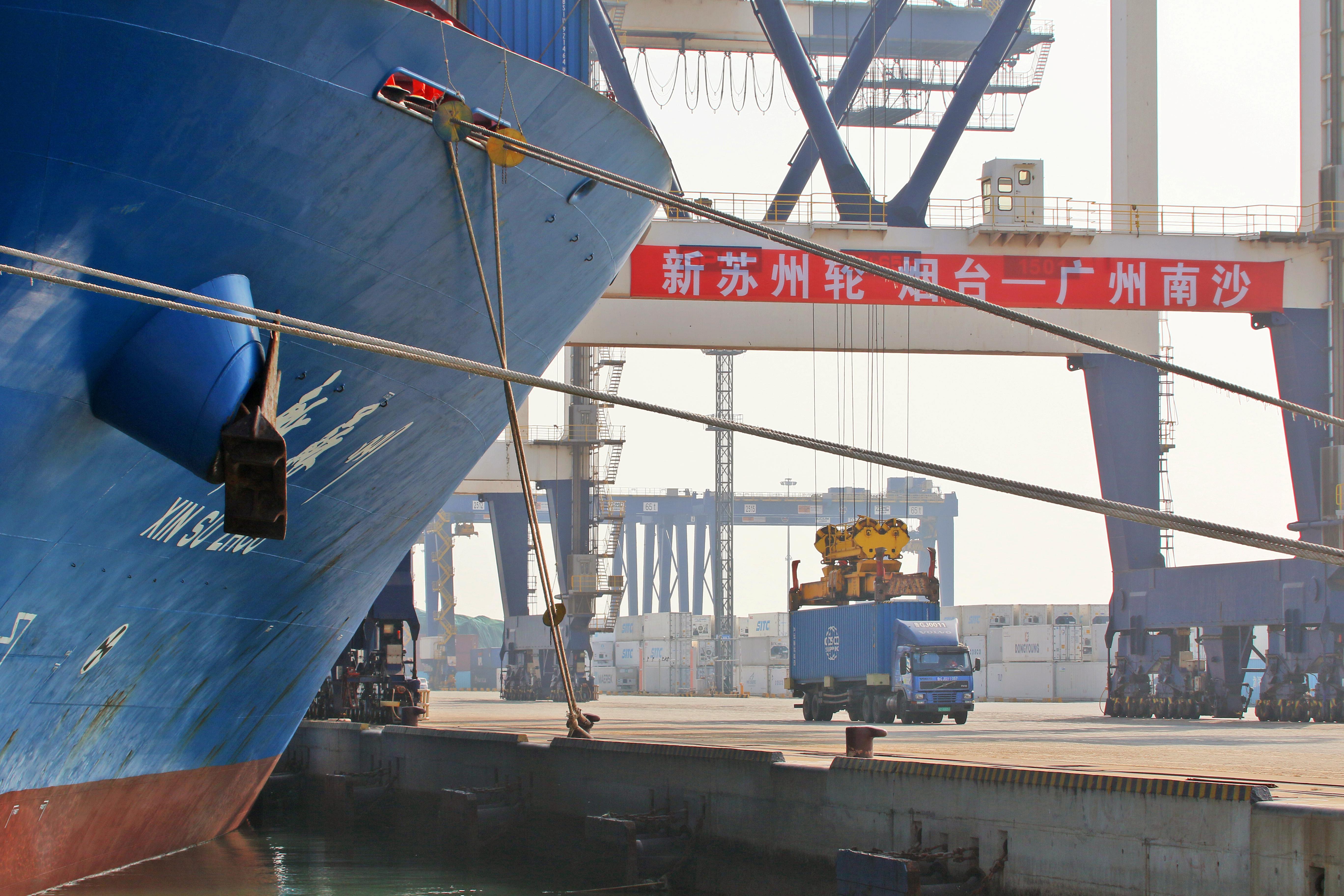 Six warning lights flashing for China's slowing economy