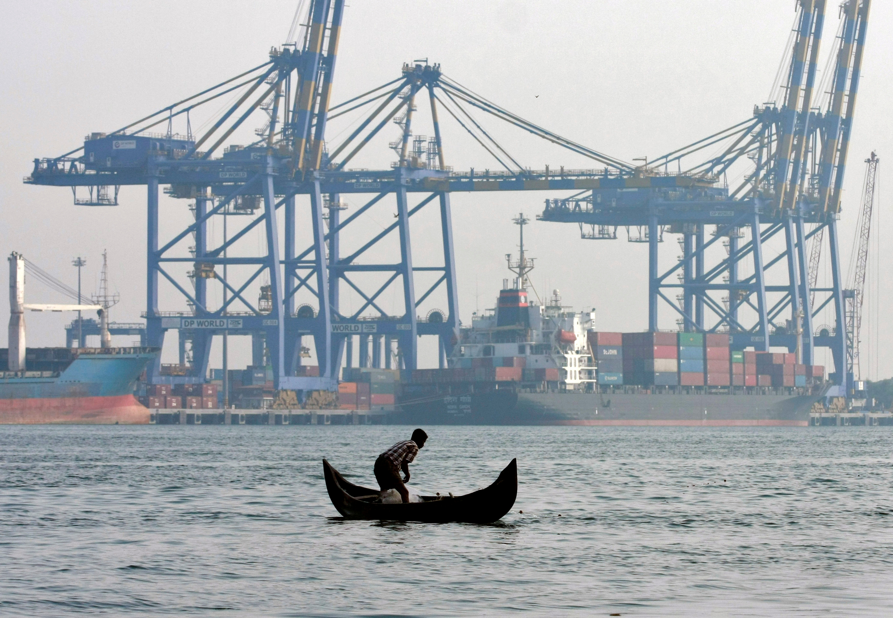India's October trade deficit widens to $17.13 billion