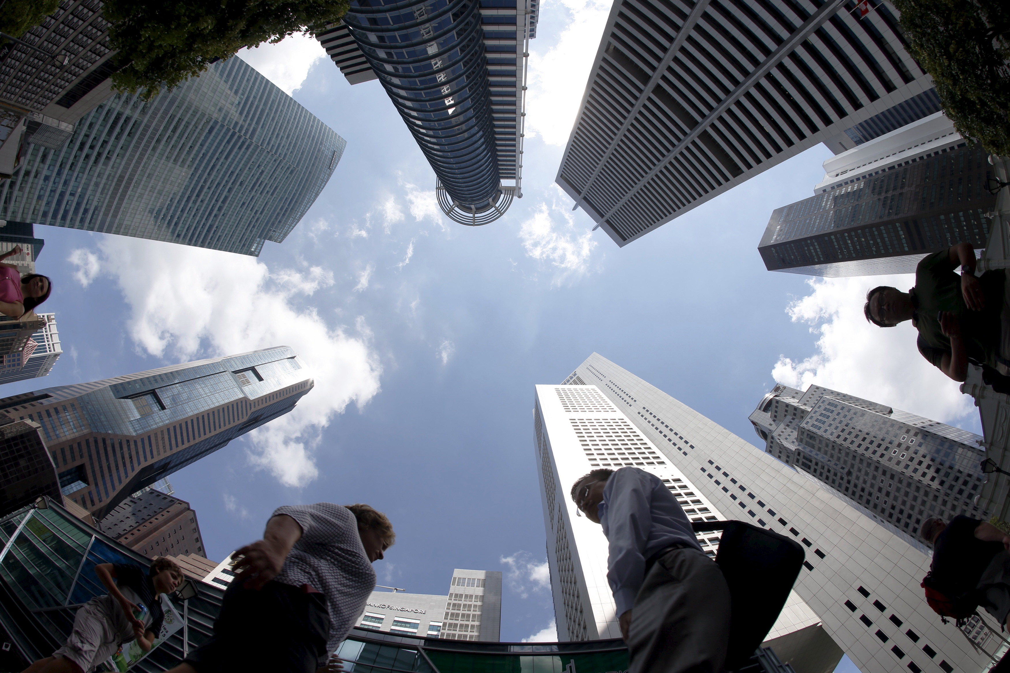 Singapore eases monetary policy for first time in three years