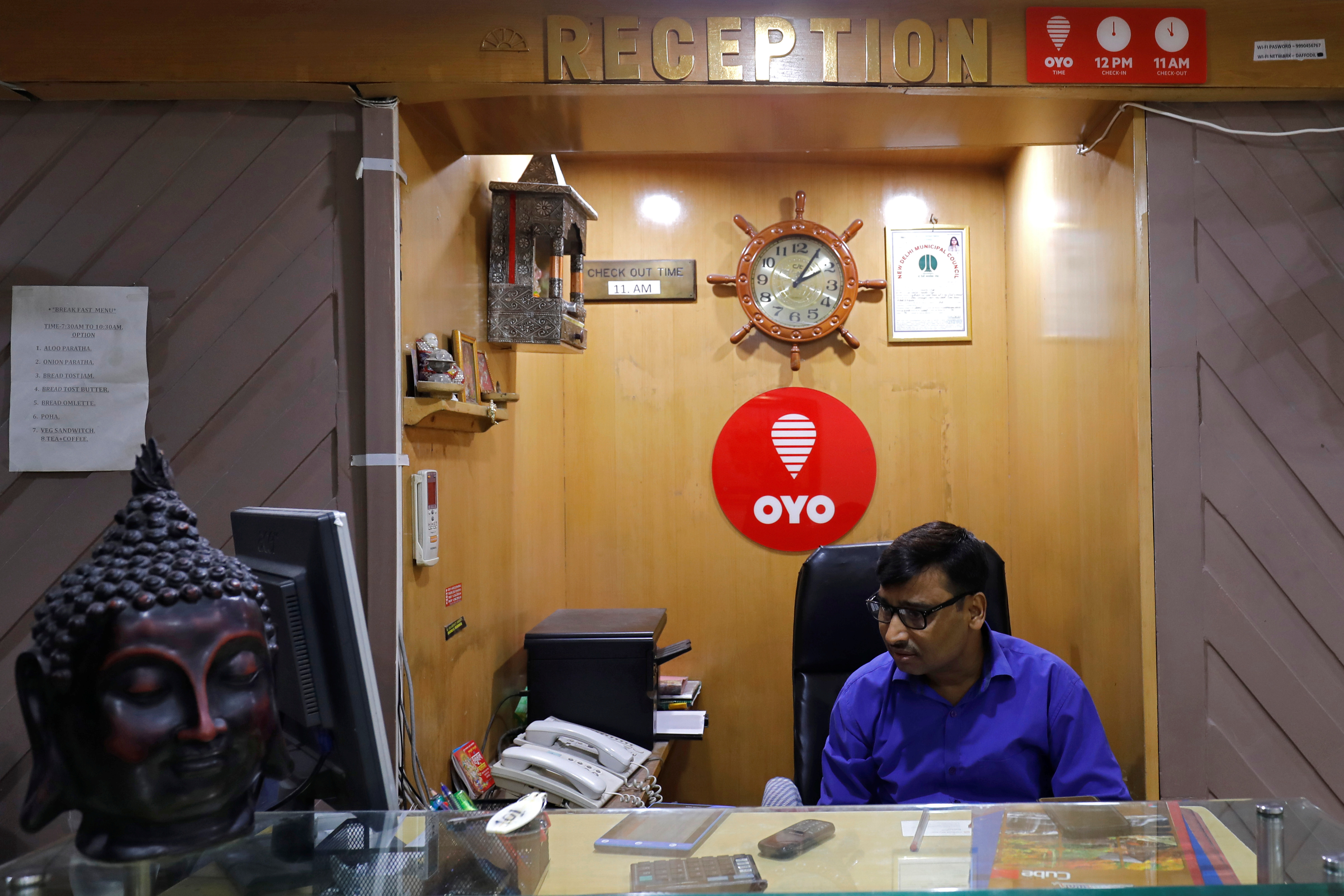 OYO appoints former IndiGo airline boss as CEO