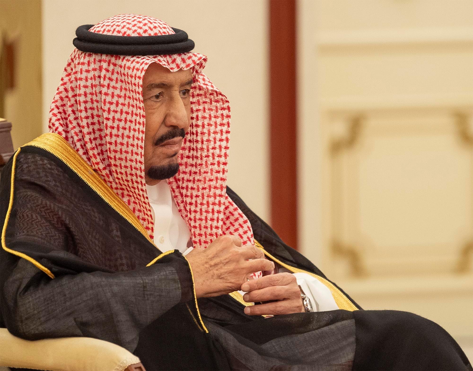 Saudi king says kingdom is capable of responding to attacks