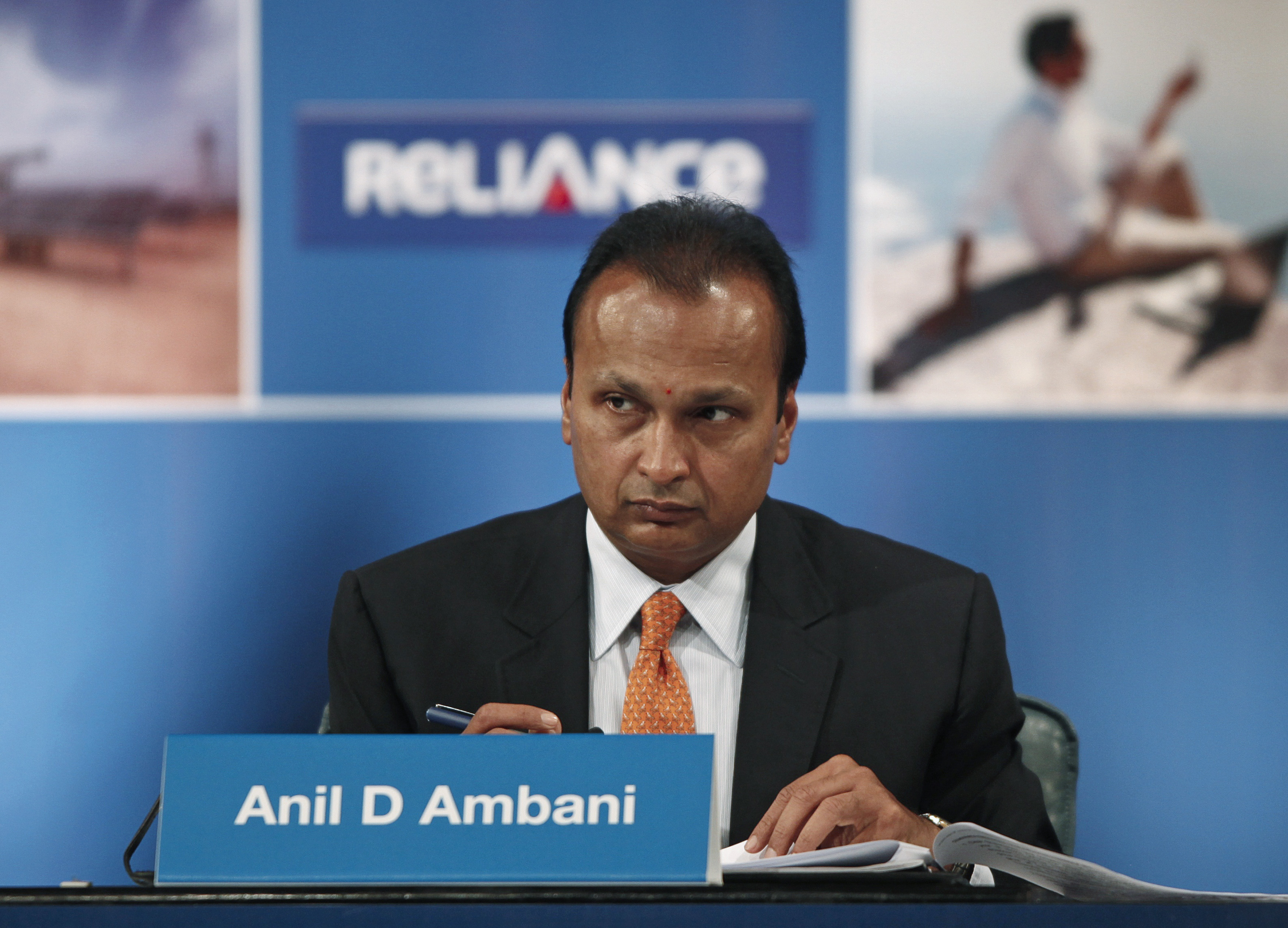 Corrected: Reliance Infrastructure falls as auditors raise red flags on Q4 results