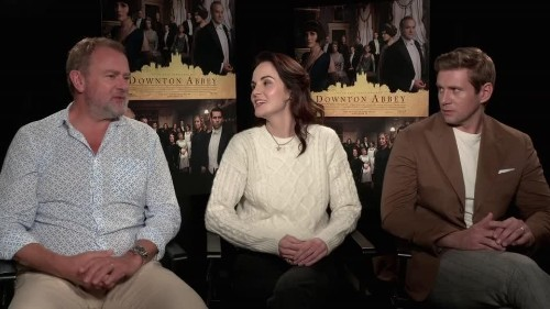 Downton Abbey stars recite their favorite lines from the show | Reuters Video