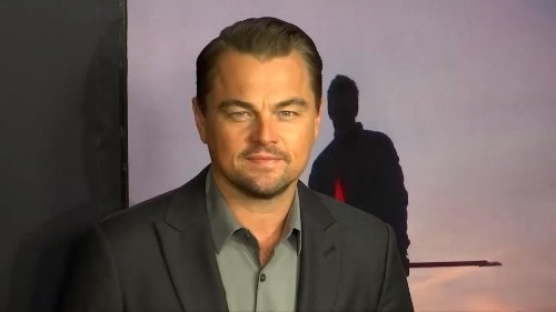 DiCaprio debuts climate change film in LA | Reuters Video