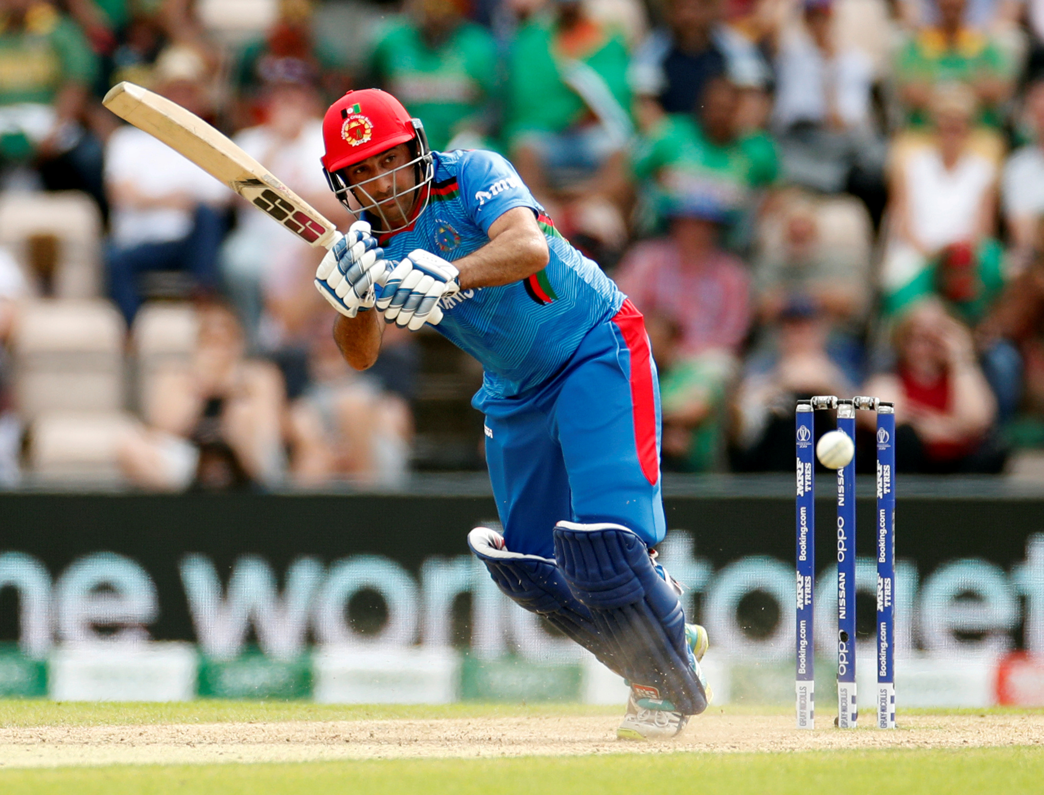 Afghanistan reappoint Asghar Afghan as captain for all formats