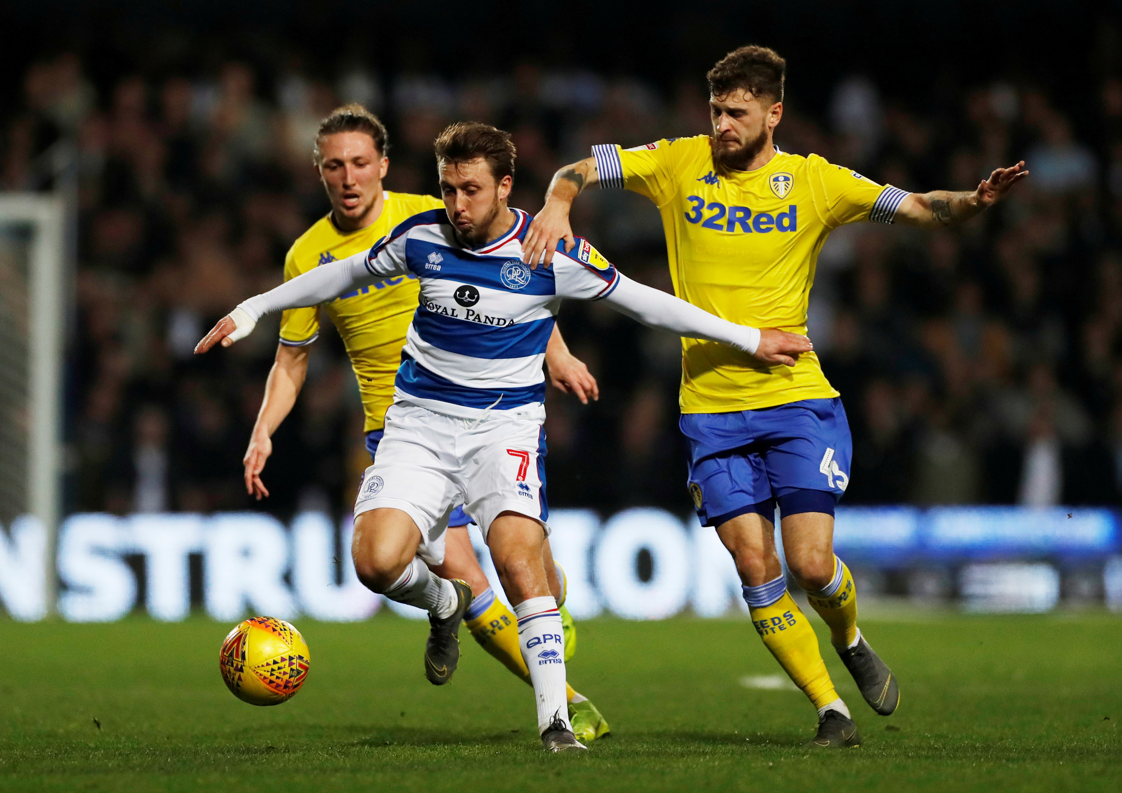 Soccer: Sheffield United sign Freeman from QPR