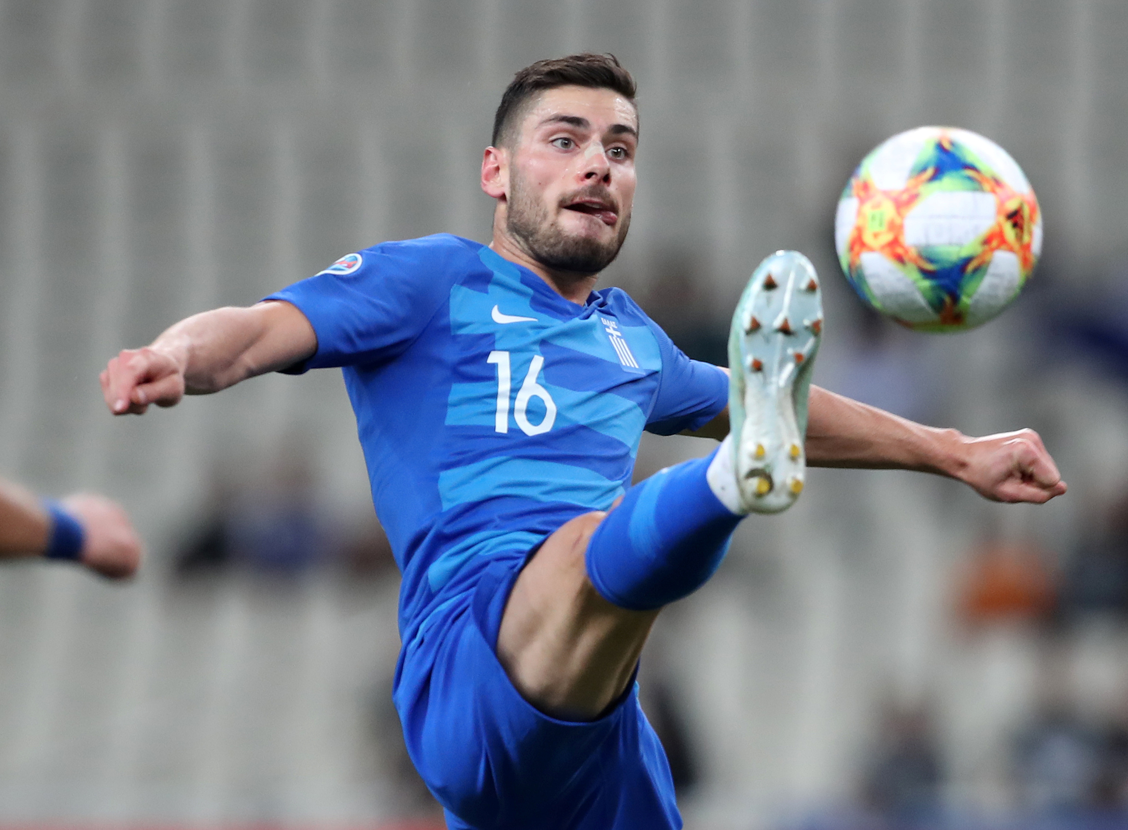 More misery for Greece as Liechtenstein grab late draw