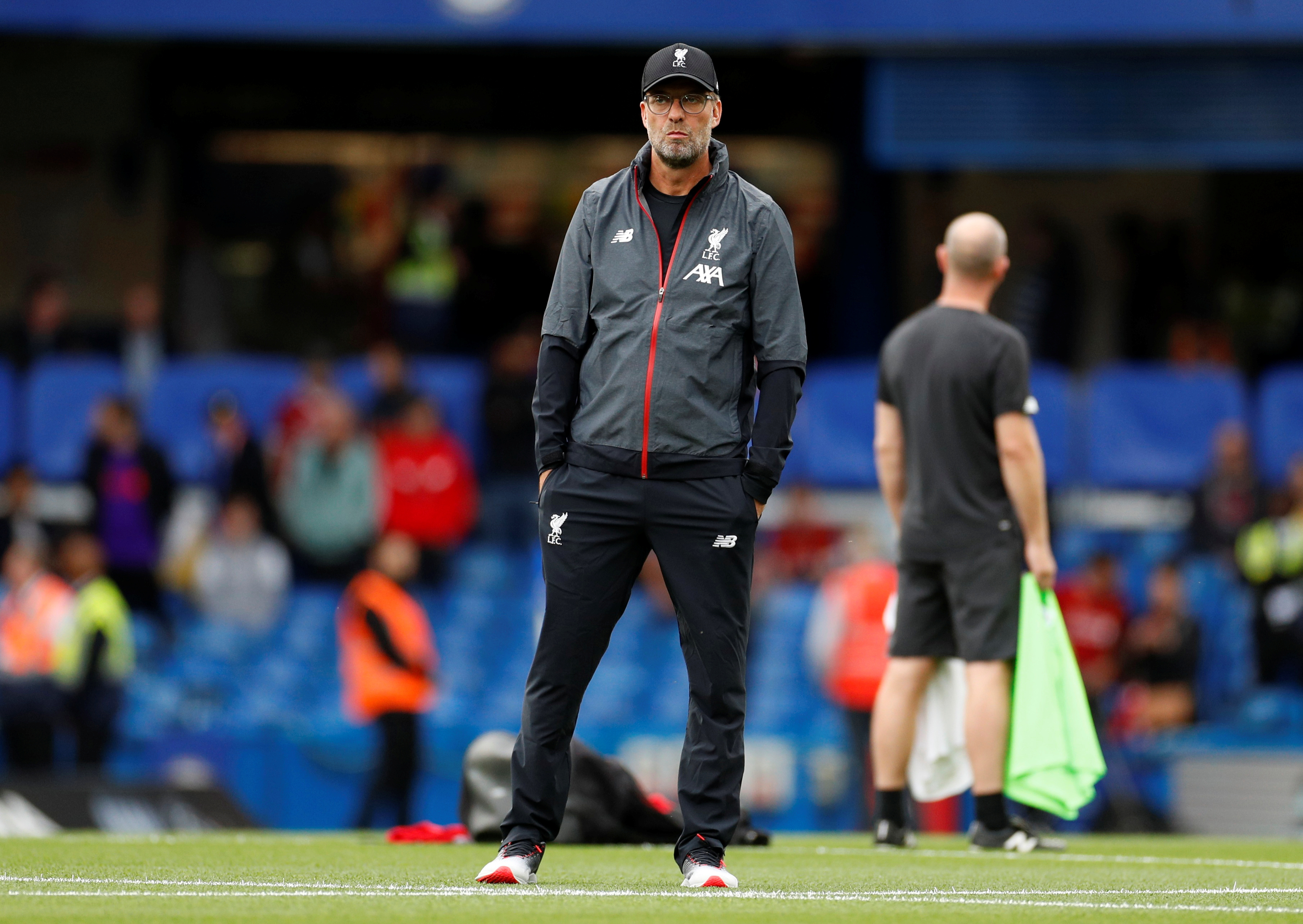 Klopp's Liverpool show character as Lampard admits Chelsea concern