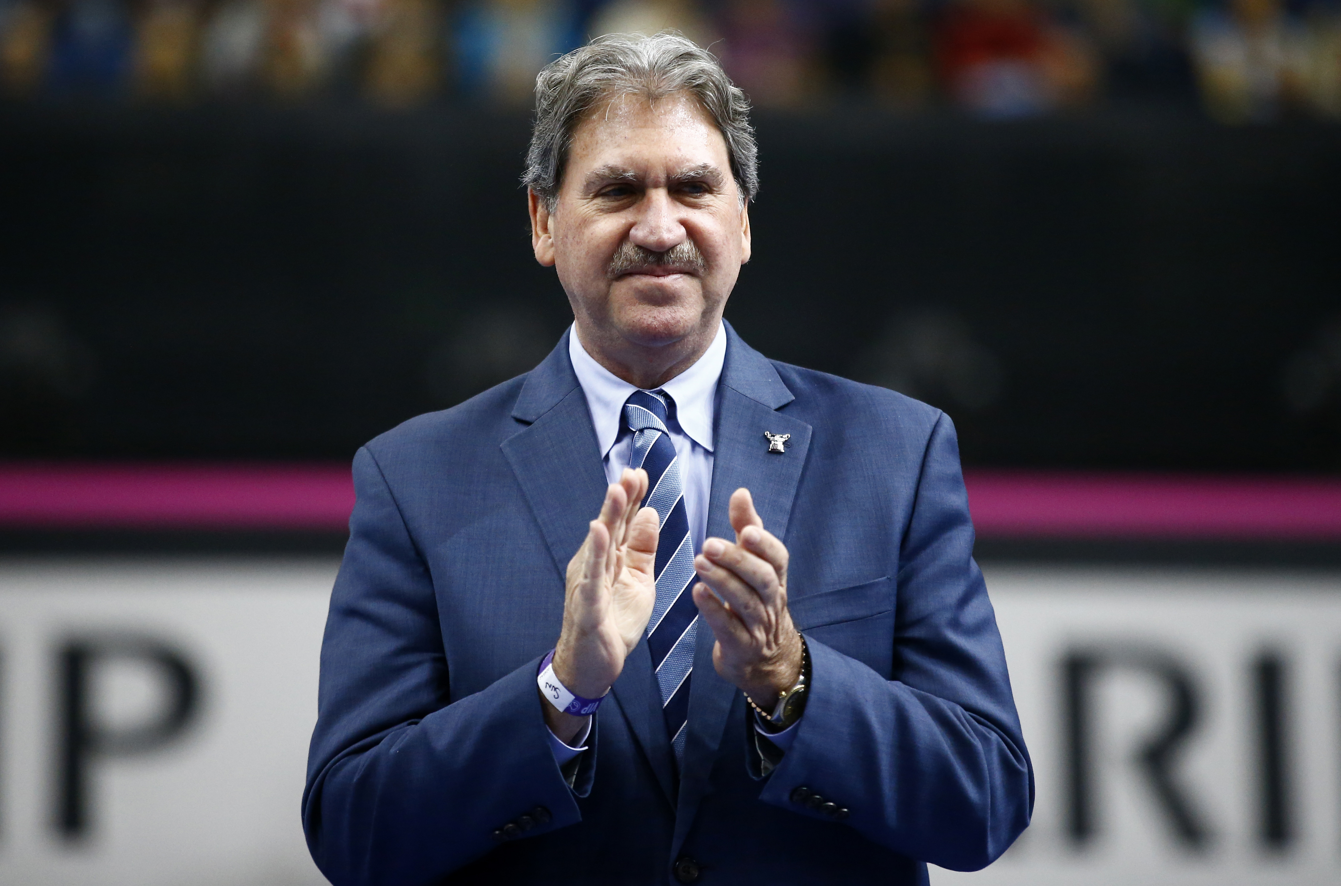 """Tennis: ITF chief Haggerty confident of """"one-event' solution for Davis Cup"""