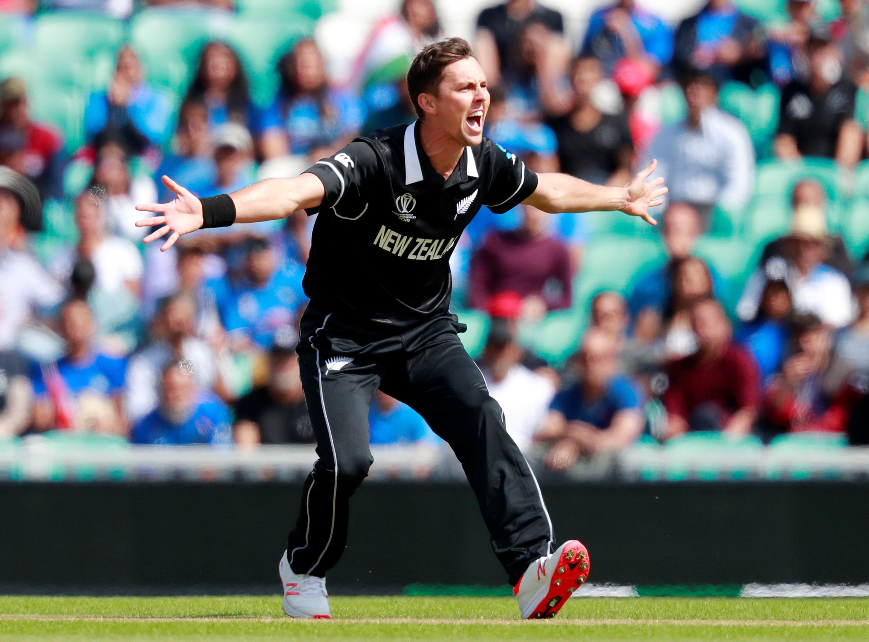 Cricket: Kiwis not focused on landing knockout blow on South Africa - Boult