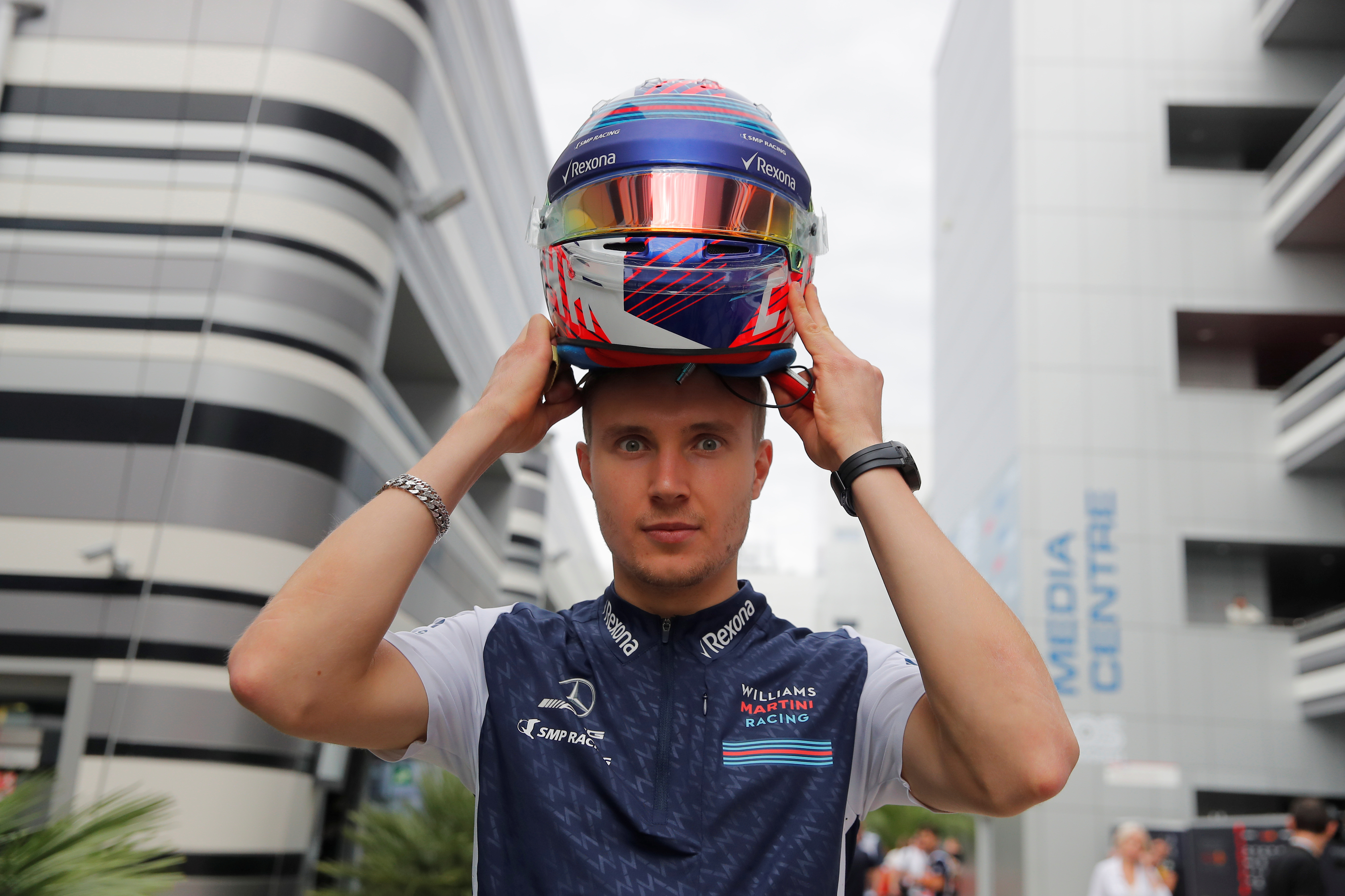 Motor racing: Former Williams F1 driver Sirotkin to race at Le Mans