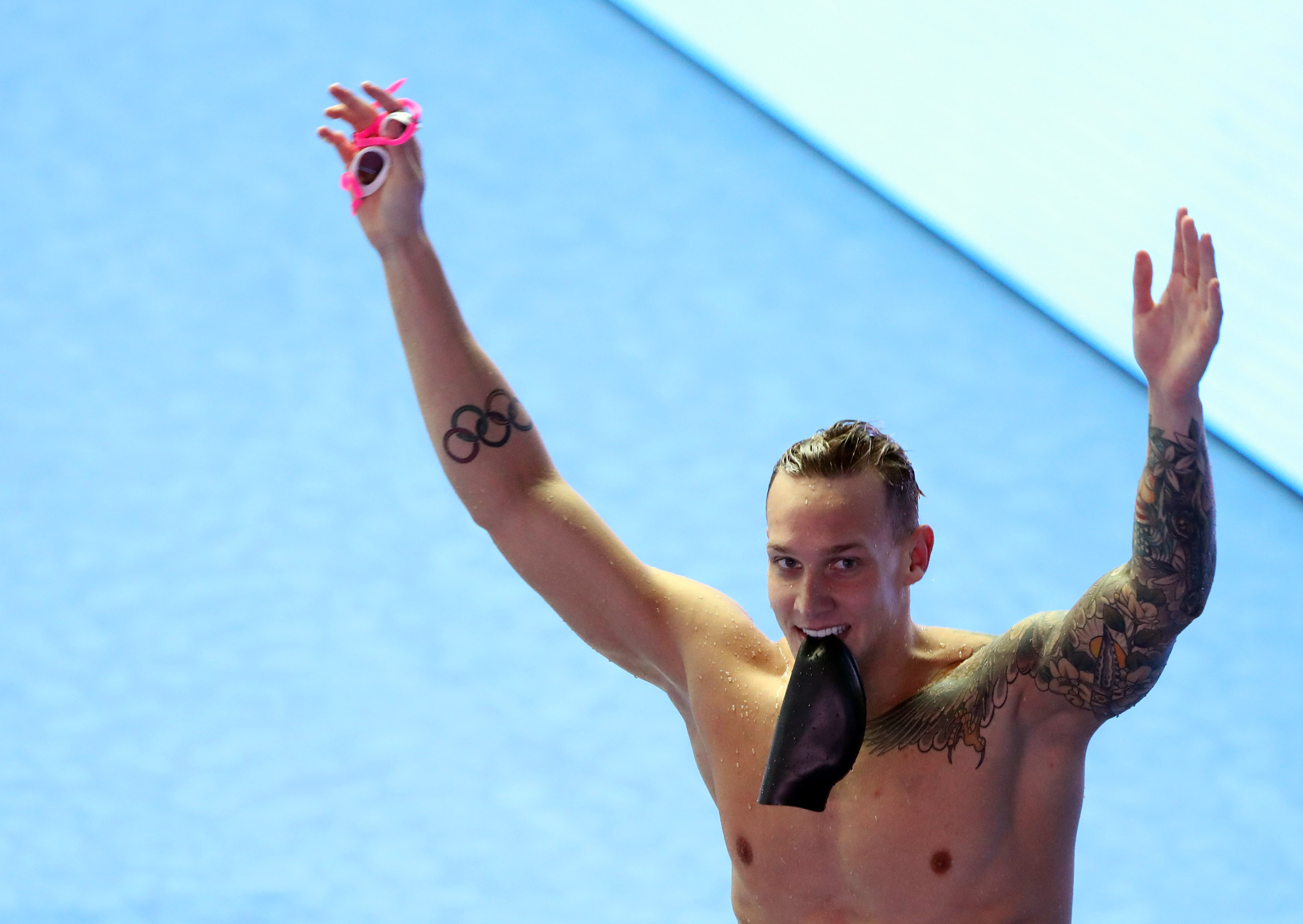 Swimming: Dust still to settle after dramatic world championships